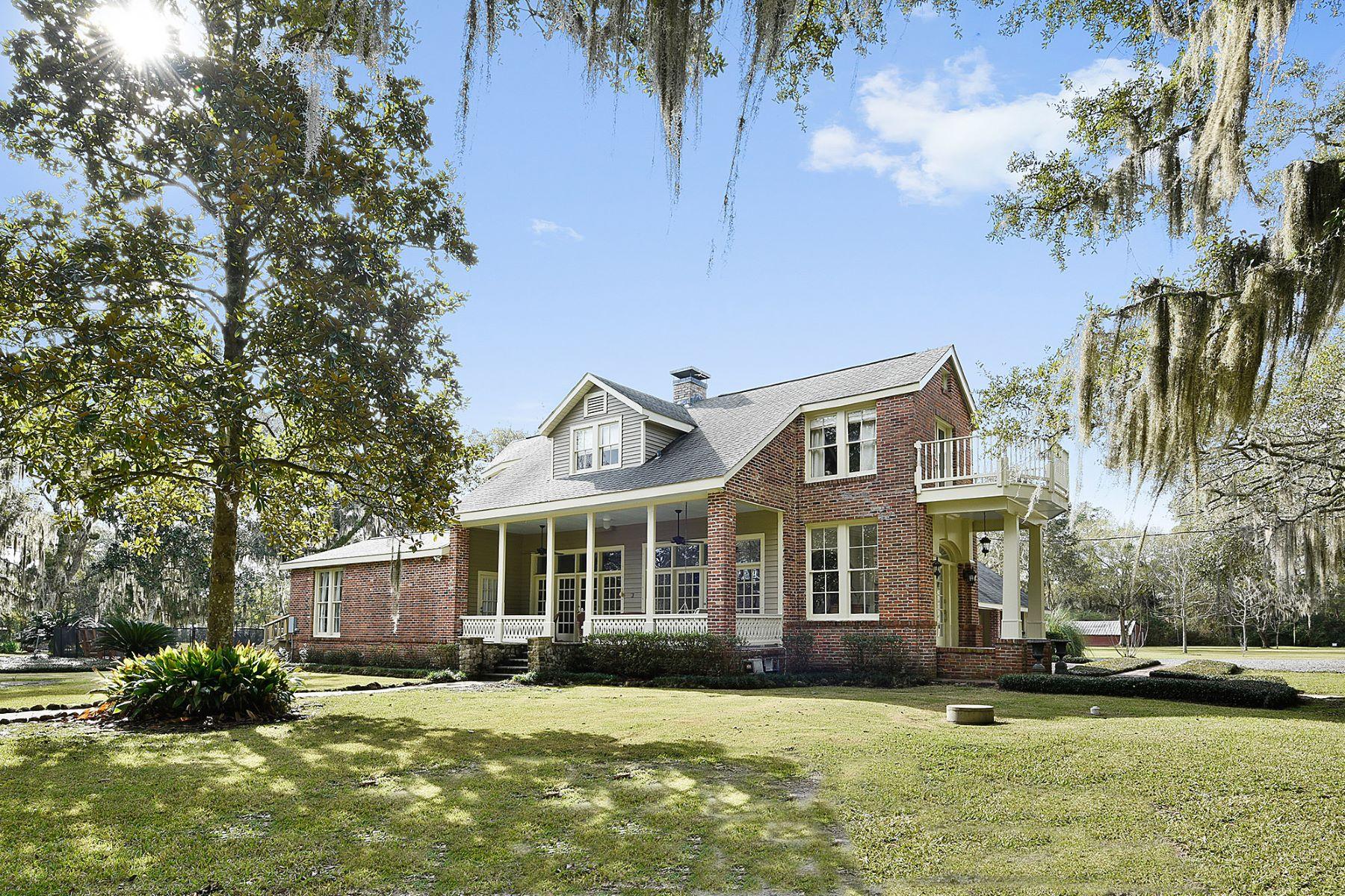 Частный односемейный дом для того Продажа на 34600 Treasure Cove Lane 34600 Treasure Cove Ln Slidell, Луизиана, 70460 Соединенные Штаты
