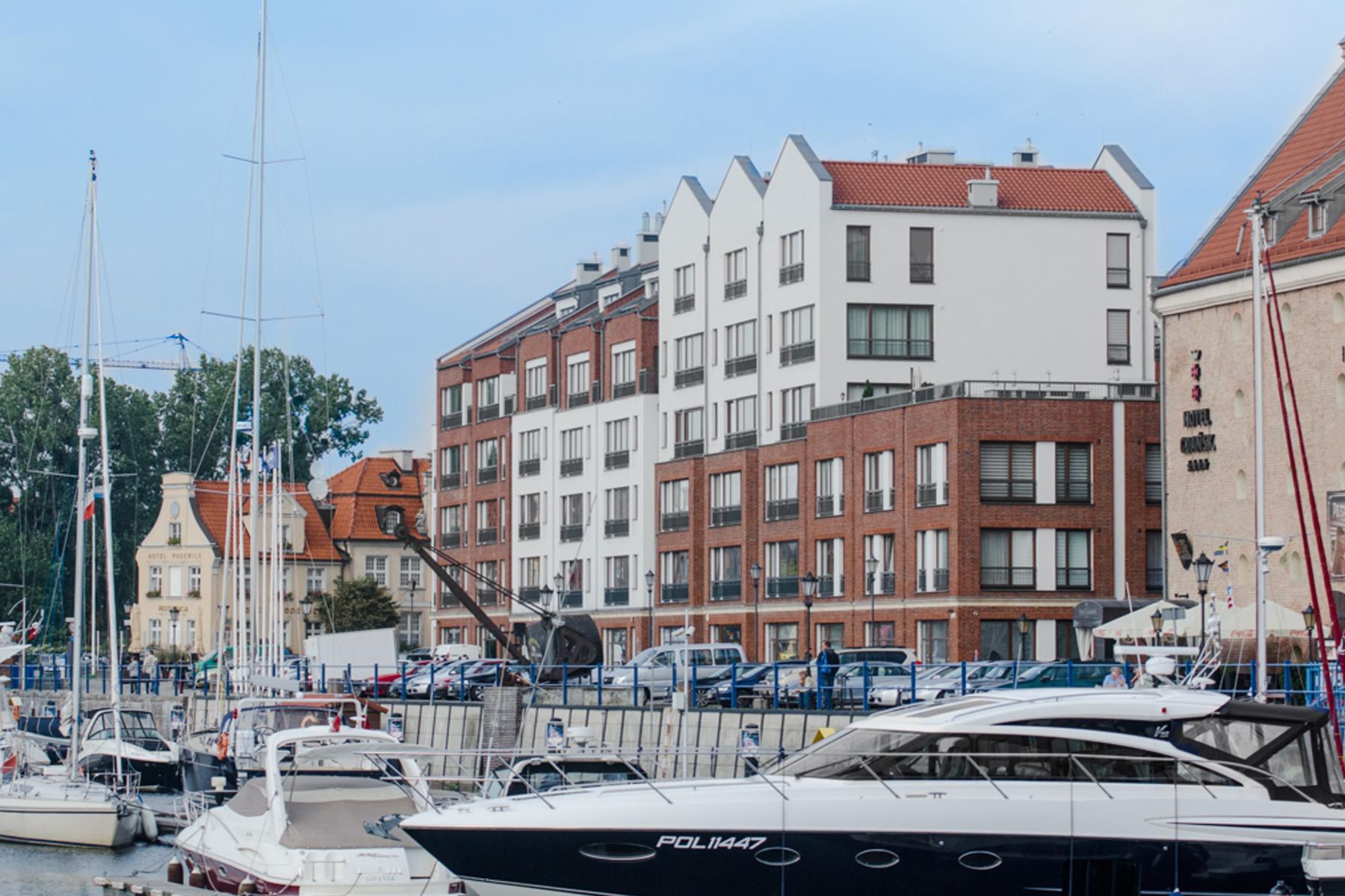 Propriété à vendre Gdansk