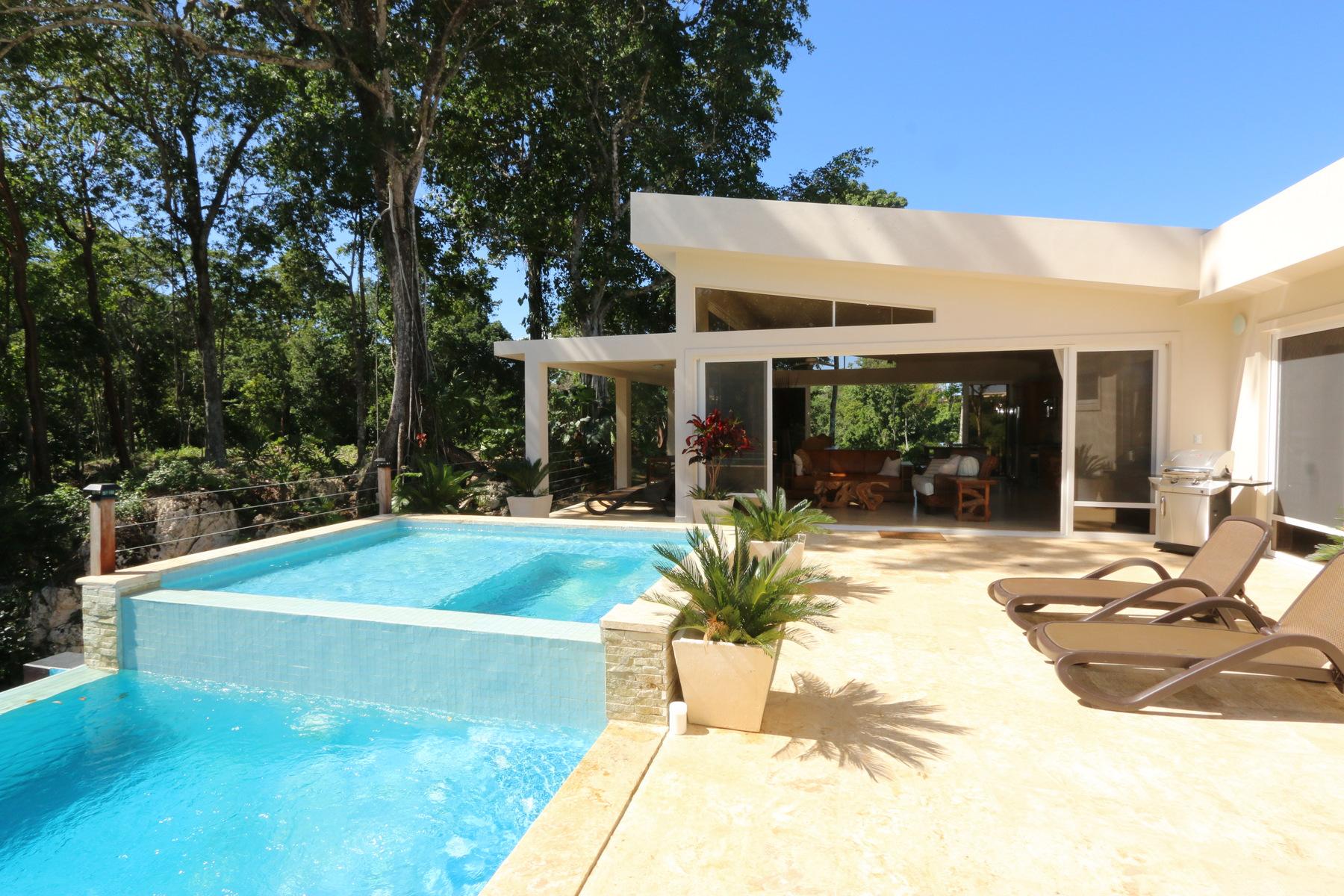 独户住宅 为 销售 在 Casa Linda Laura Cabarete, 普拉塔省, 57000 多米尼加共和国