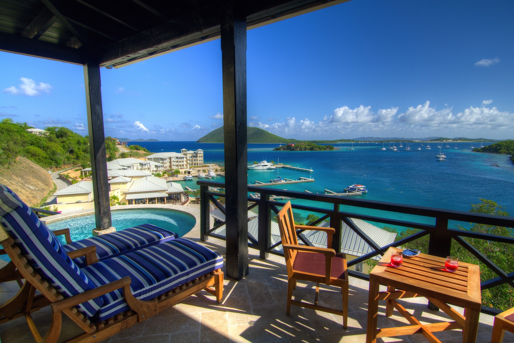 واحد منزل الأسرة للـ Sale في Mariner House Little Scrub, Scrub Island British Virgin Islands