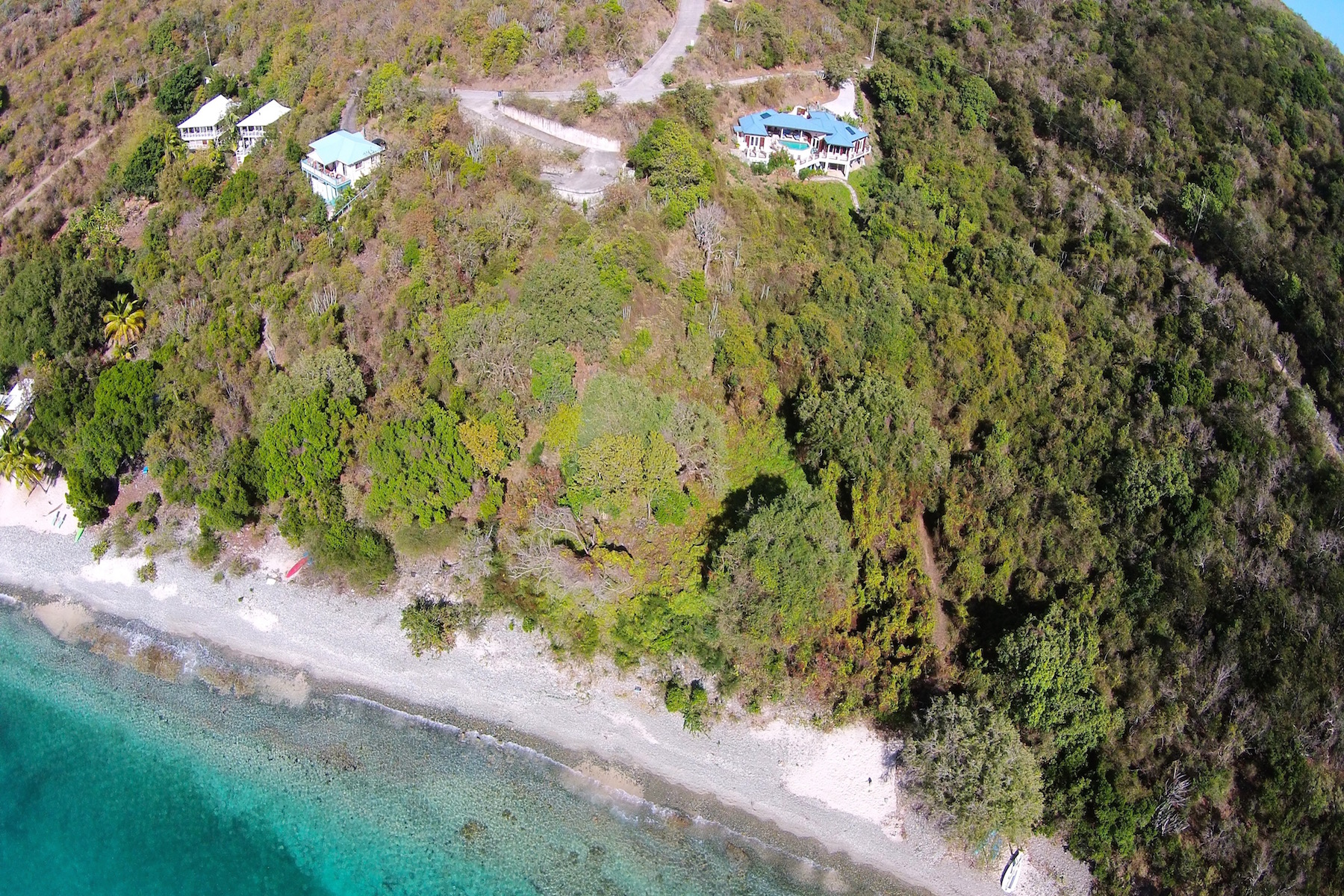 Land for Sale at 6-0-3B Hansen Bay St John St John, Virgin Islands 00830 United States Virgin Islands