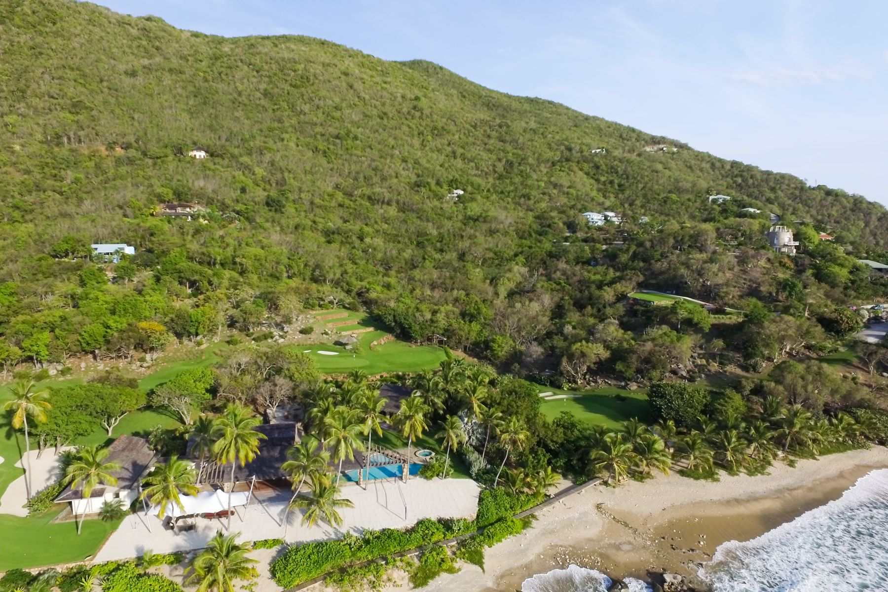 Additional photo for property listing at Nail Bay Hillside Land Lots Nail Bay, Virgin Gorda Ilhas Virgens Britânicas