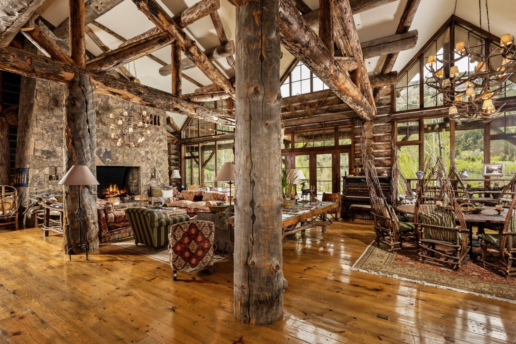 Частный односемейный дом для того Продажа на Northstar Lodge 43777 Hwy 82 East Aspen, Aspen, Колорадо, 81611 Соединенные Штаты