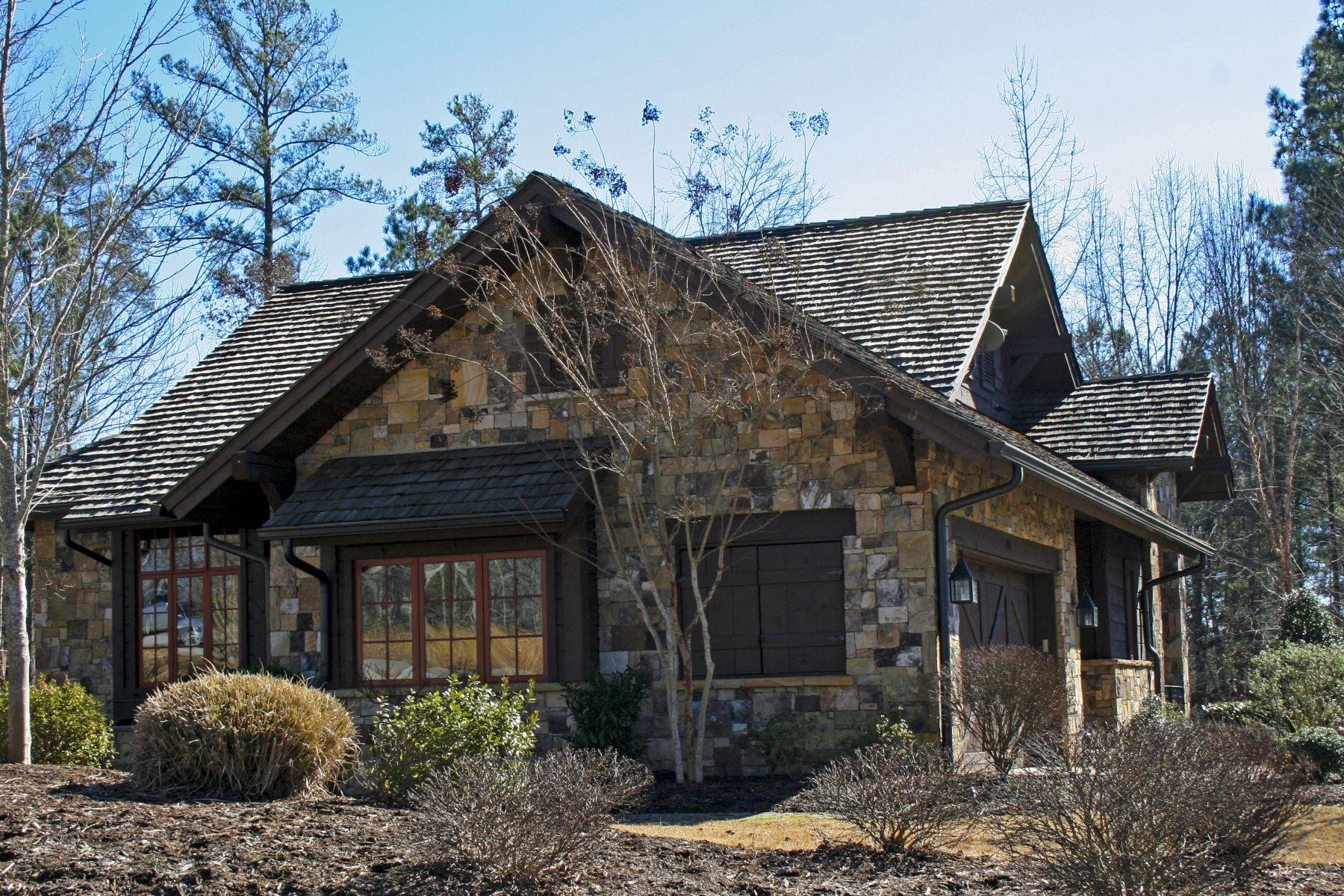 Villa per Vendita alle ore Wonderful Woodland Home with Furnishings Included! 201 Ironwood Court The Cliffs At Keowee Falls, Salem, Carolina Del Sud, 29676 Stati Uniti