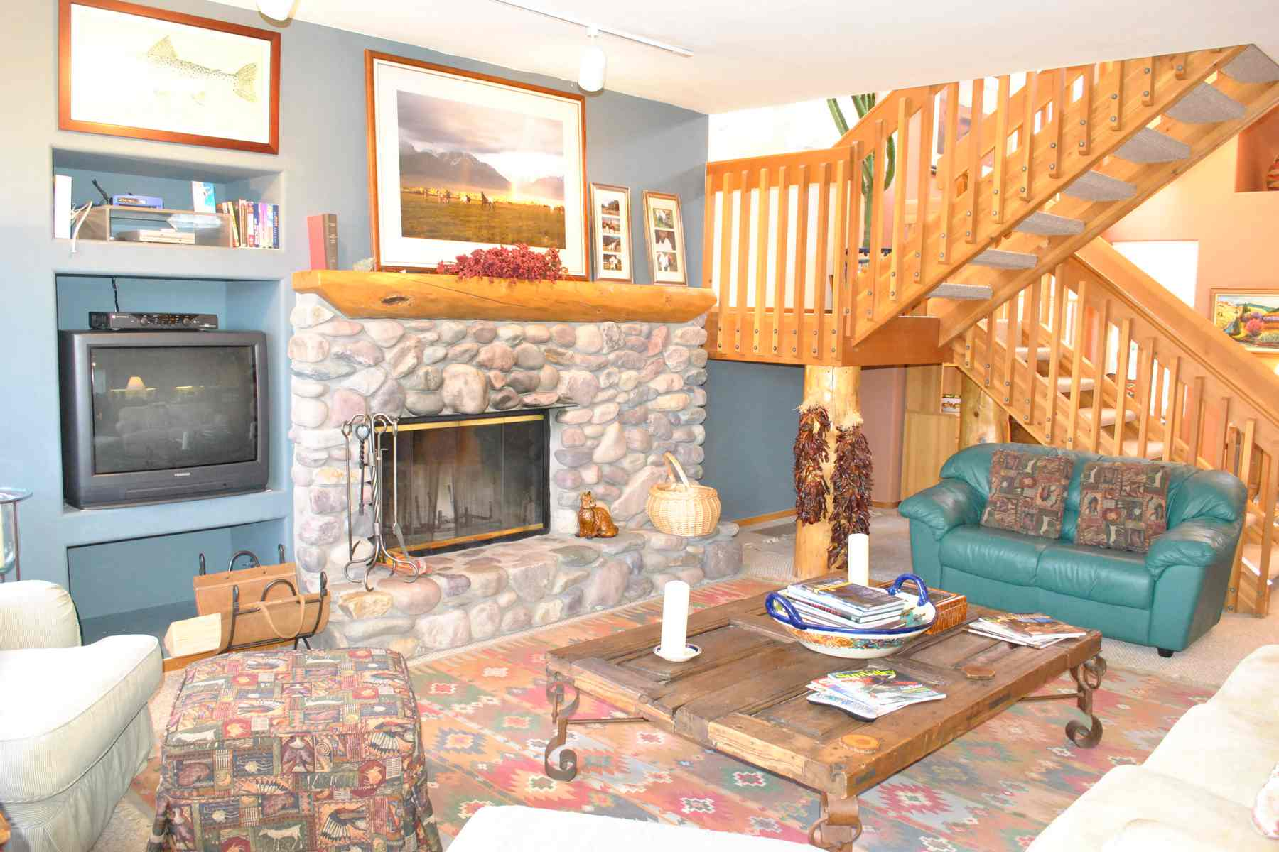 Appartement en copropriété pour l Vente à Quiet, Secluded Townhome Arrowwood 4605 Sun Valley, Idaho 83353 États-Unis