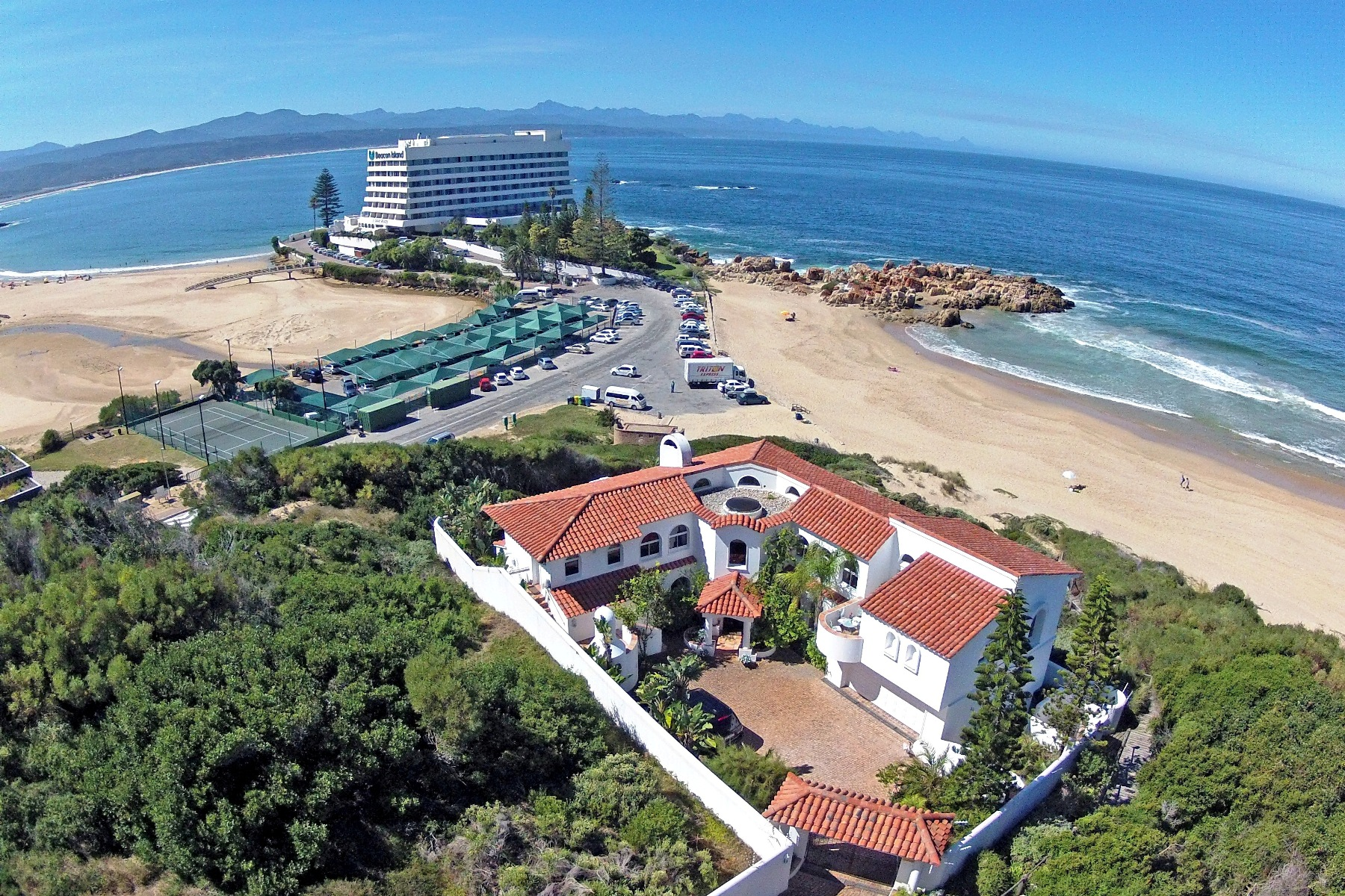 Single Family Home for Sale at Beachfront Beachy Head Drive Home Plettenberg Bay, Western Cape, 6600 South Africa