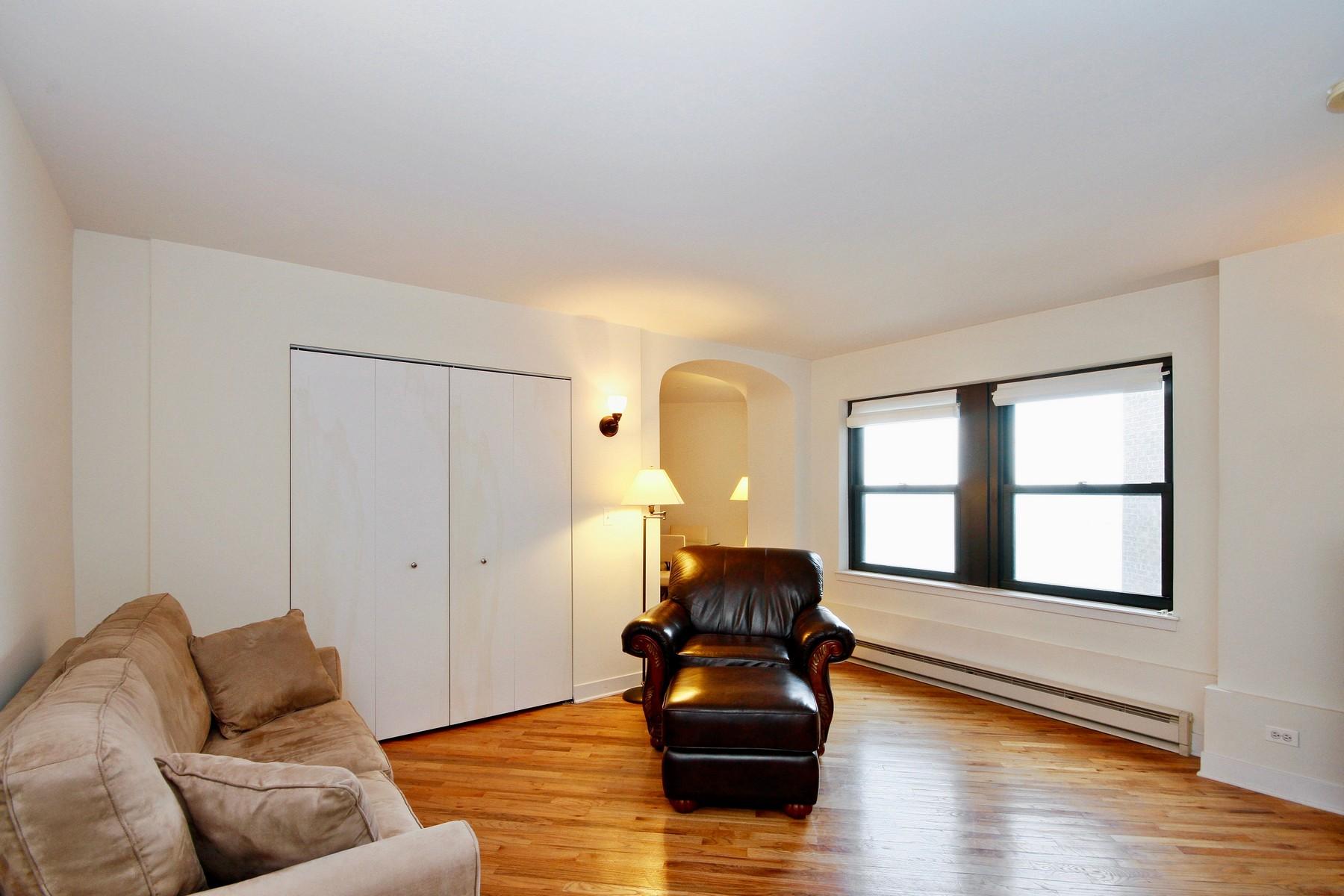 Condomínio para Venda às FANTASTIC GOLD COAST ONE BEDROOM 1400 N Lake Shore Drive Unit 21C Near North Side, Chicago, Illinois, 60610 Estados Unidos