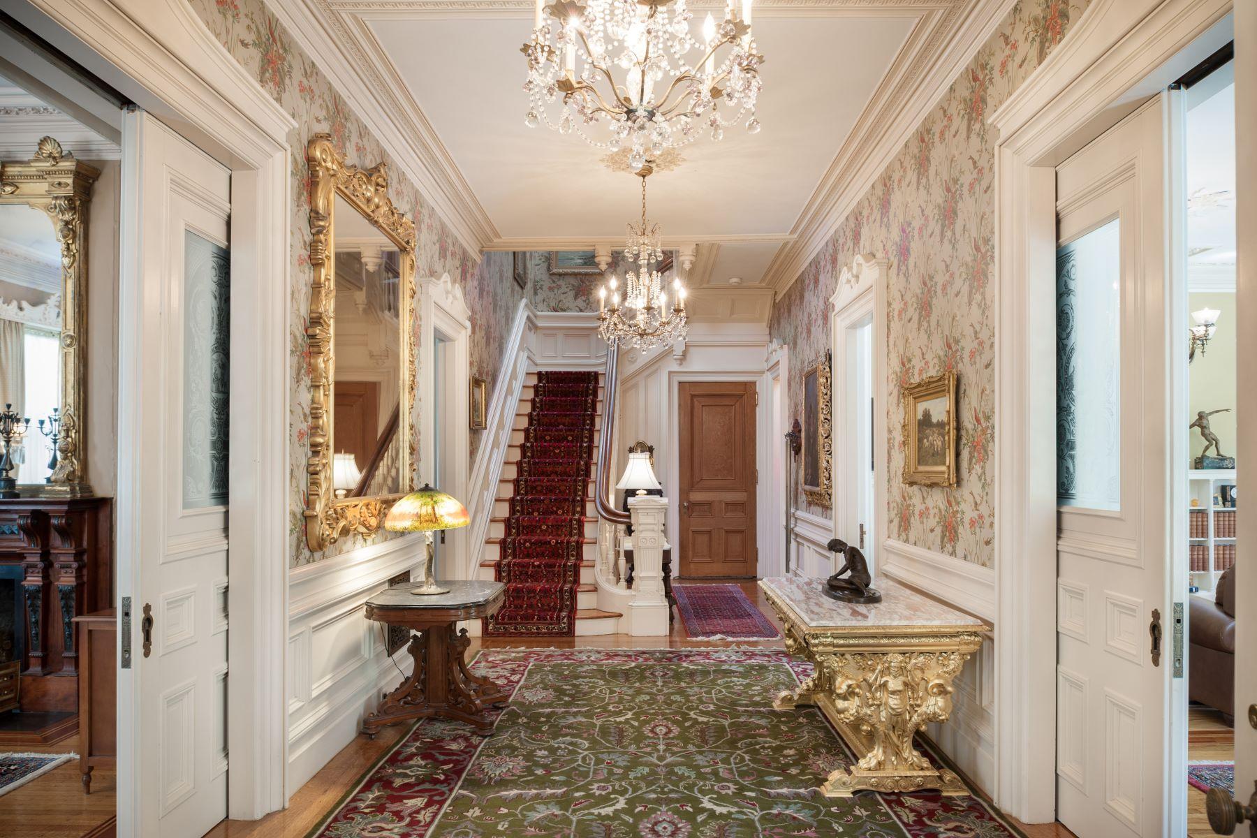Maison unifamiliale pour l Vente à 103 Prospect St, East Side Of Prov, RI College Hill, Providence, Rhode Island, 02906 États-Unis