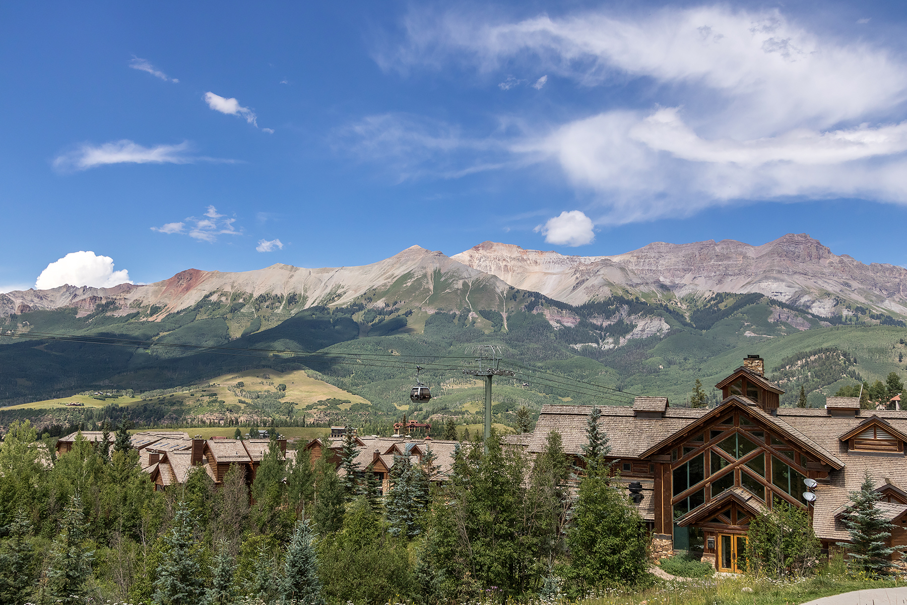 Additional photo for property listing at 4114/4116 Mountain Lodge 457 Mountain Village Blvd, Summit Suite 4114/4116 Telluride, Colorado 81435 United States