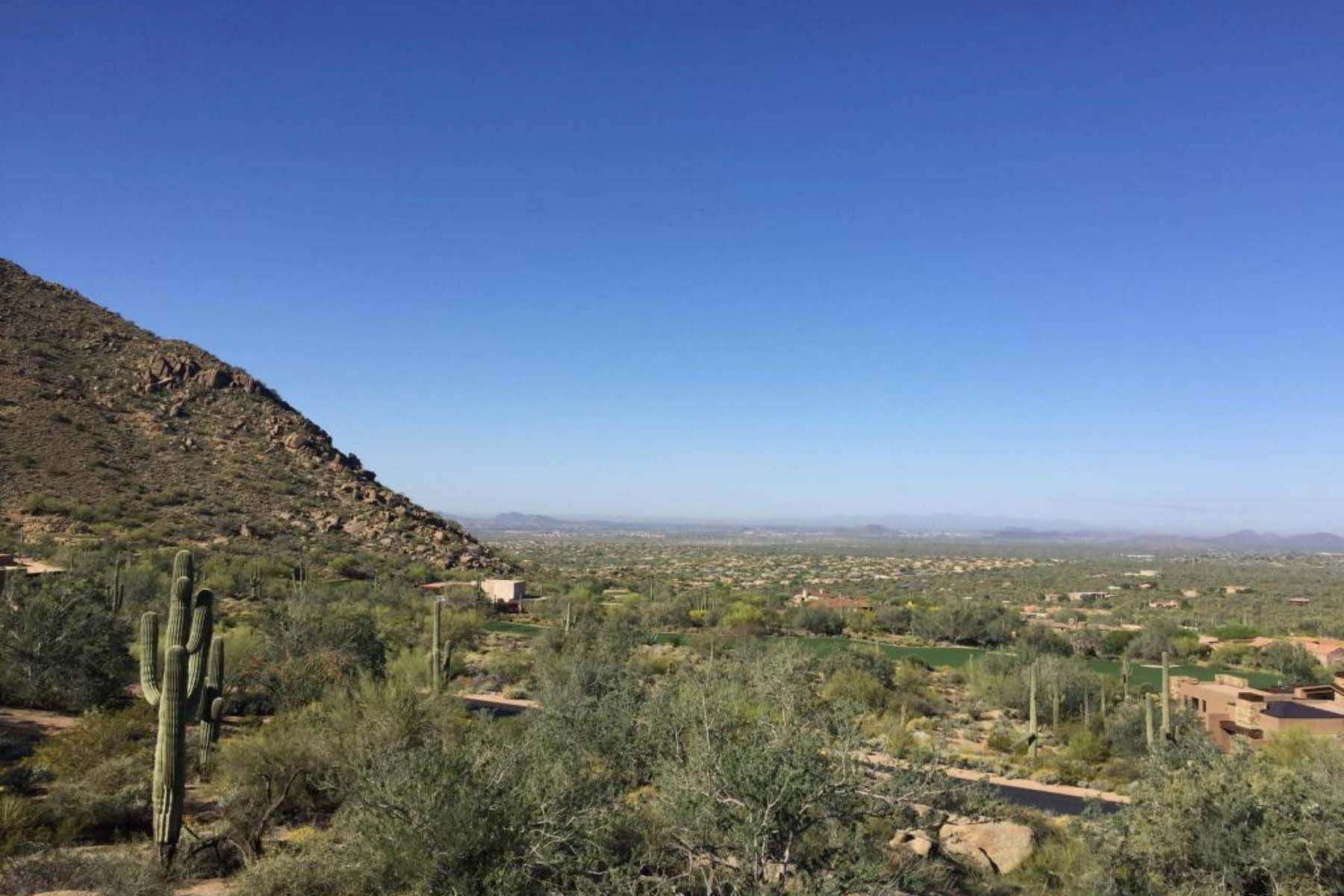 Land for Sale at Fabulous 1.86 Acre Homesite in Prestigious Golf Community of Estancia 27157 N 98th Way #222 Scottsdale, Arizona, 85262 United States