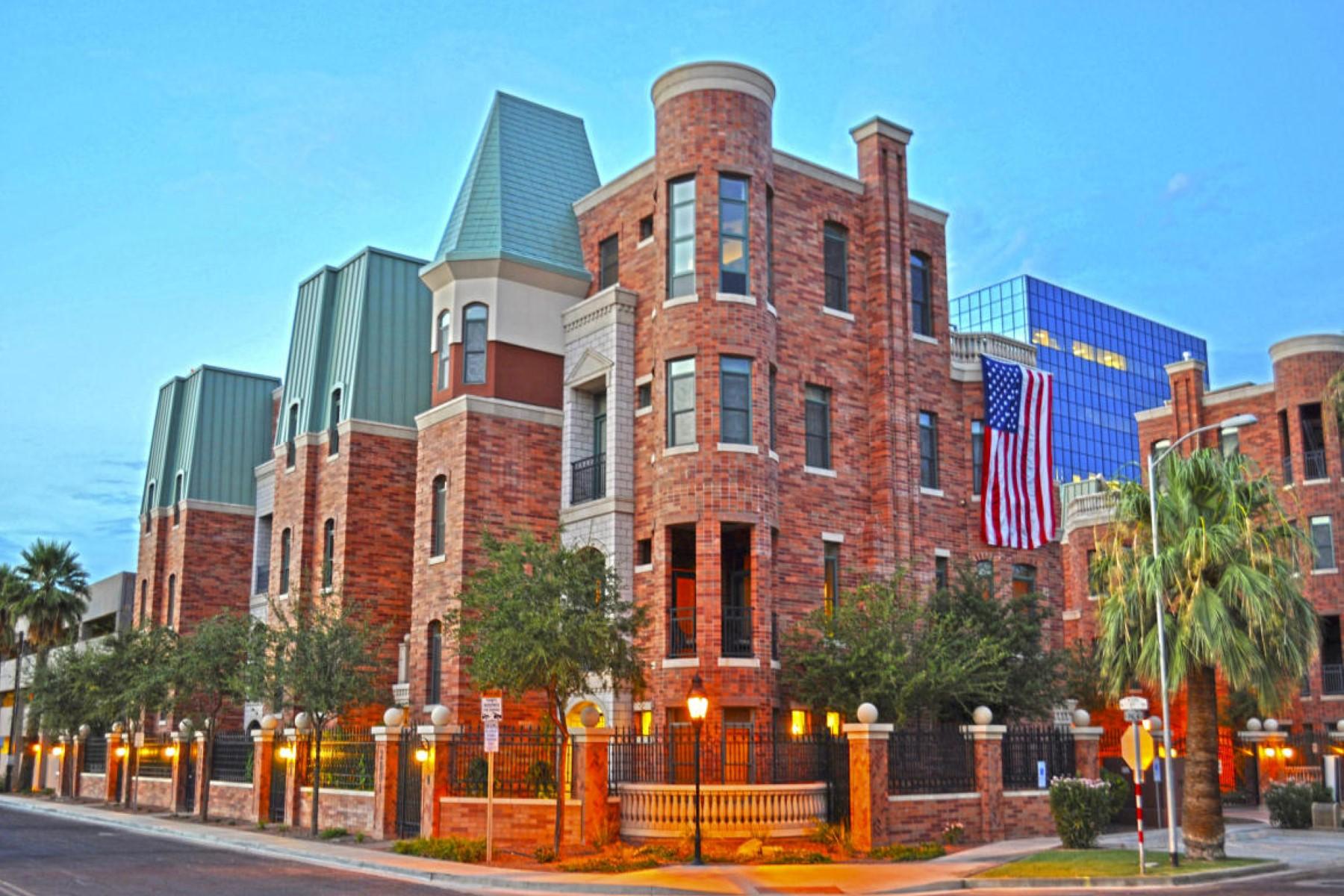 タウンハウス のために 売買 アット One of Phoenix's most prestigious addresses 2001 N 1st Ave Phoenix, アリゾナ, 85003 アメリカ合衆国