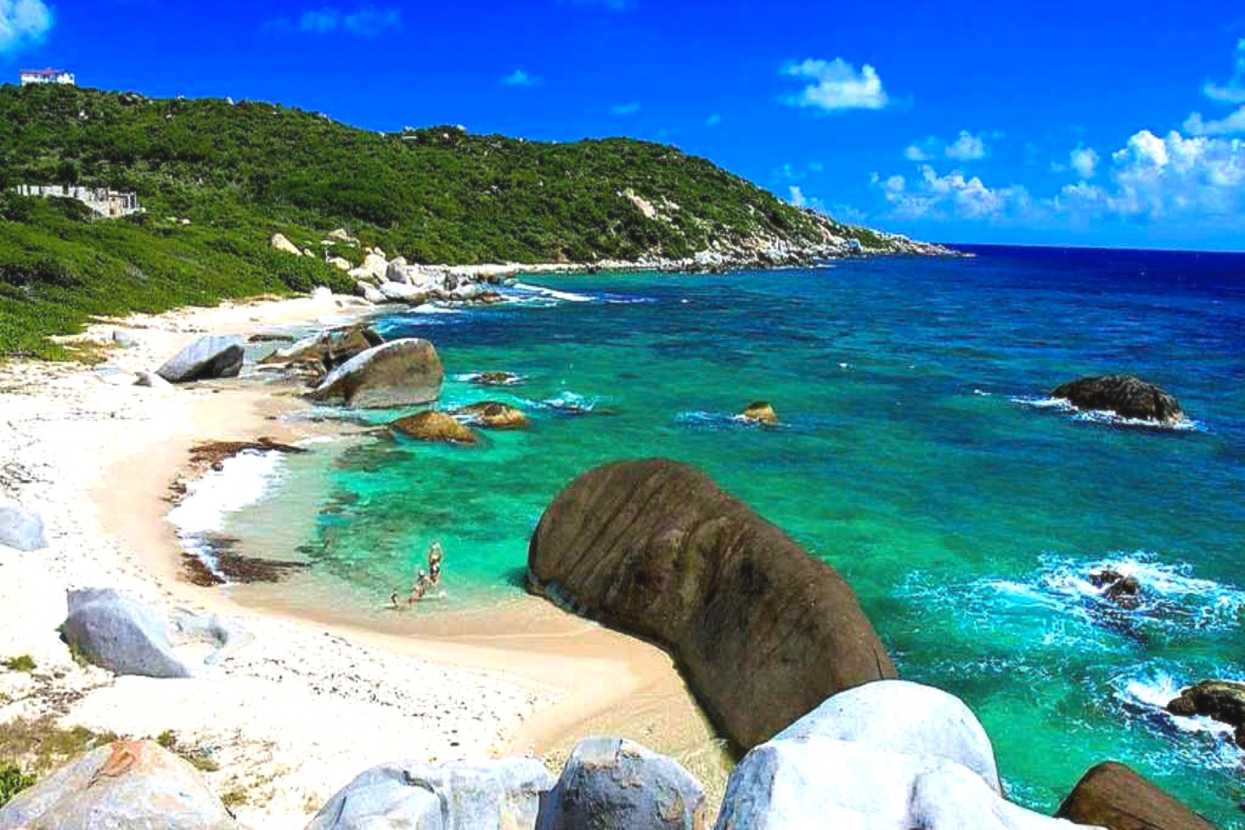 Terreno per Vendita alle ore Above Crook Bay Crook Bay, Virgin Gorda Isole Vergini Britanniche