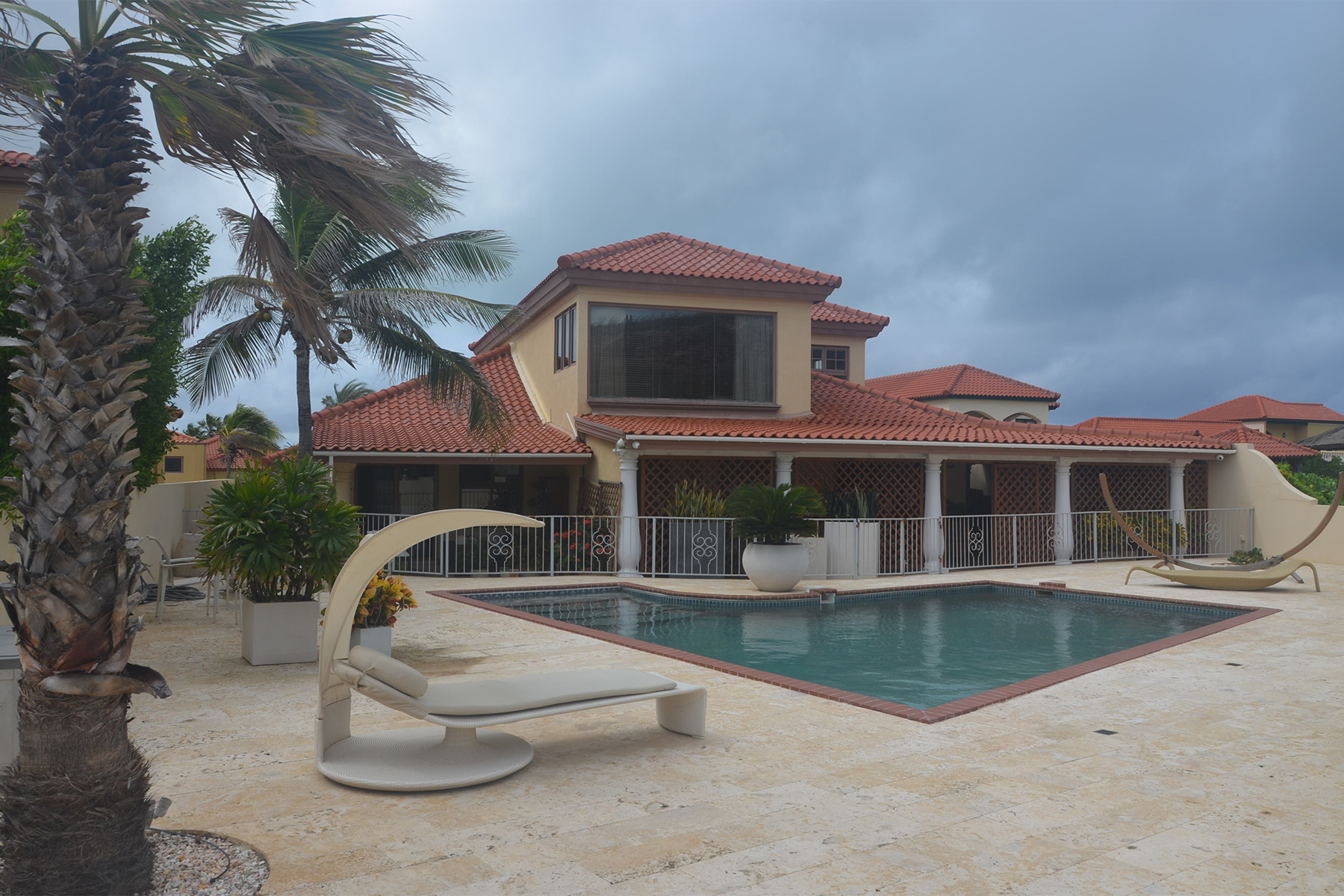 Single Family Home for Sale at Delightful renovated Villa Malmok, Aruba
