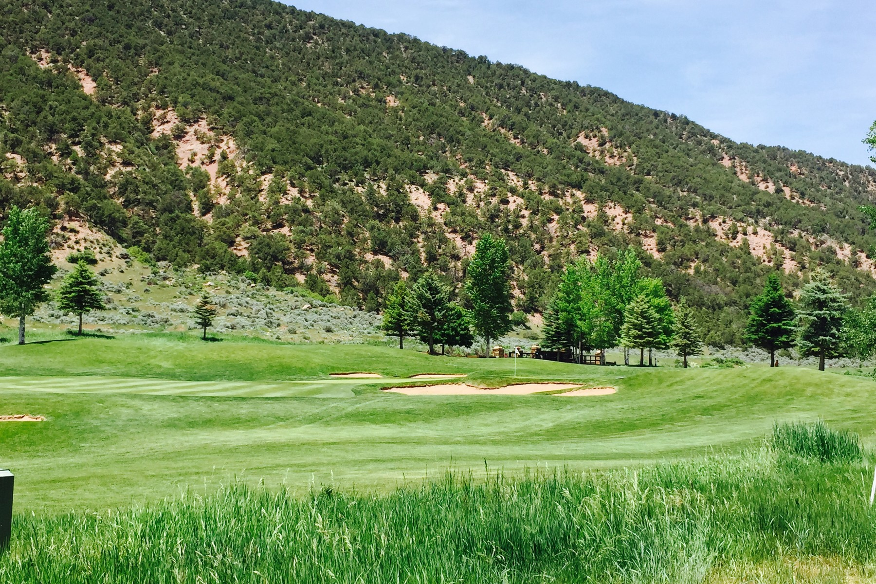Land for Sale at Adjacent to 2nd Fairway 391 Golden Bear Drive Carbondale, Colorado, 81623 United States