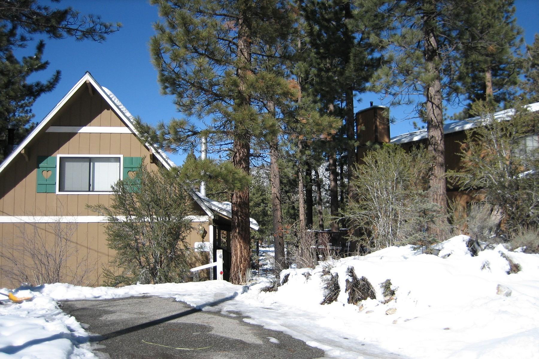 Single Family Home for Sale at Big Bear 1017 London Lane Big Bear City, California 92315 United States
