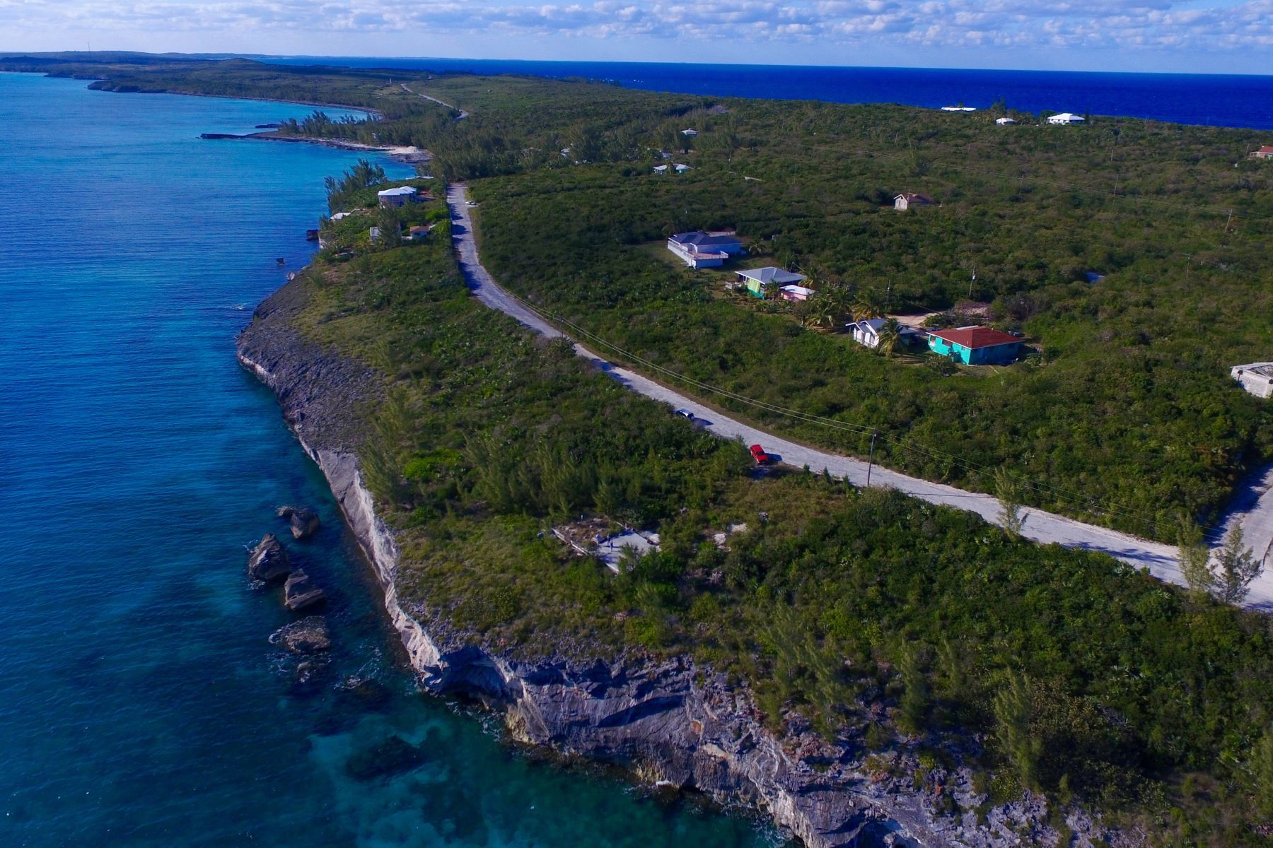 Additional photo for property listing at Waterfront Lot with Spectacular Views Rainbow Bay, Eleuthera Bahamas