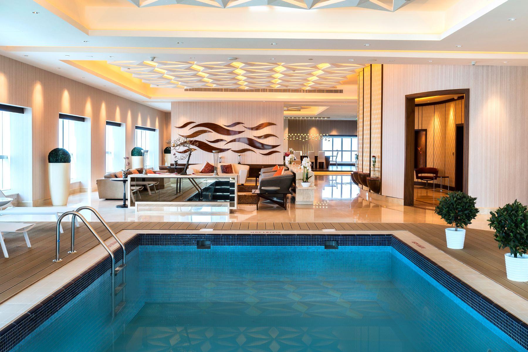 Appartement pour l Vente à Full Floor Penthouse Dubai Marina, Dubai, Émirats Arabes Unis