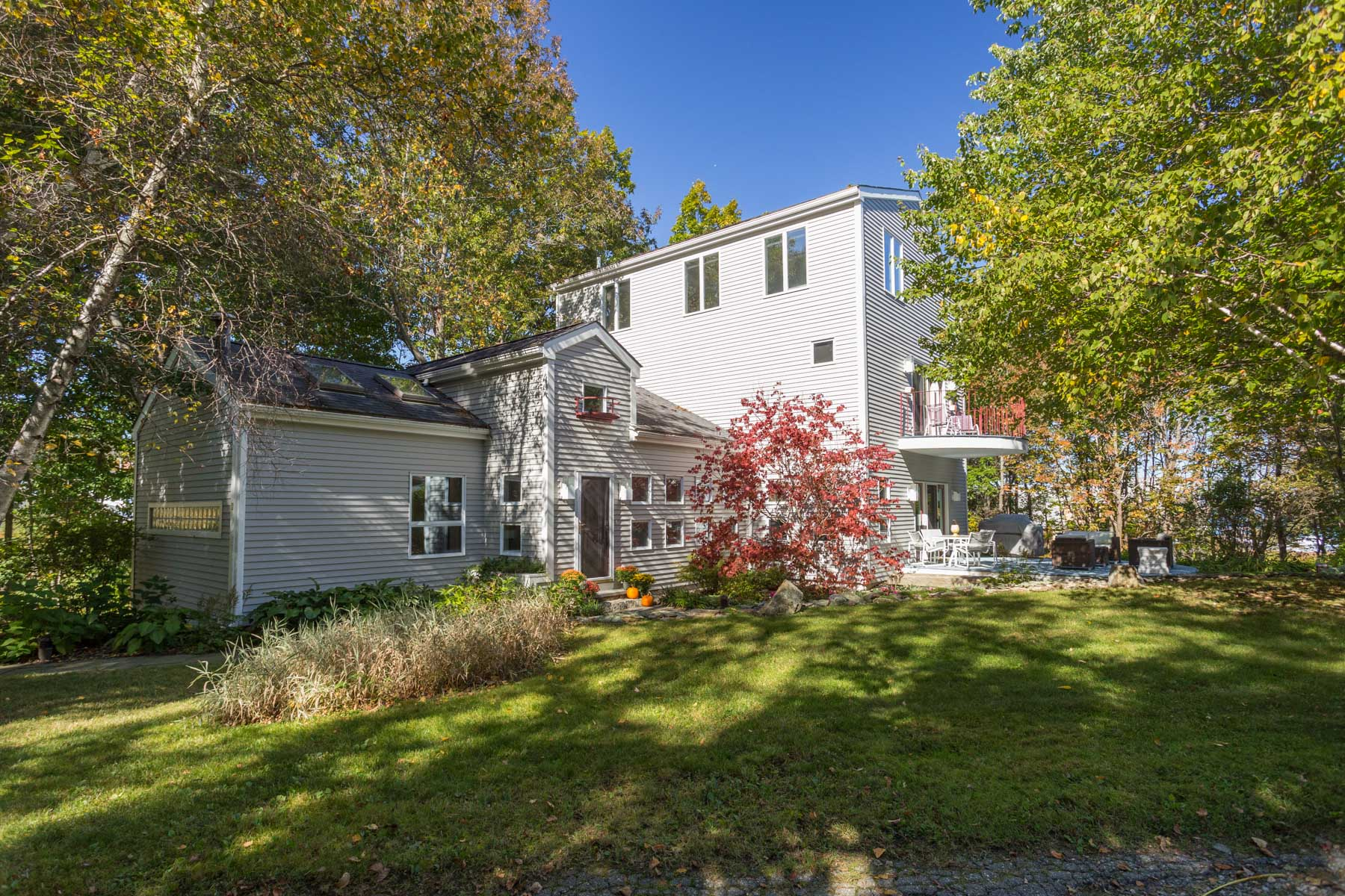 Single Family Home for Sale at 11 Sandy Point Road Ogunquit, Maine 03907 United States