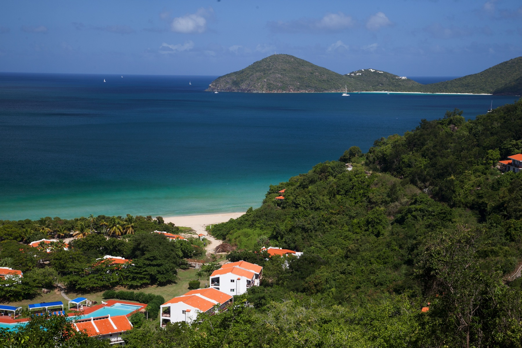 Additional photo for property listing at Villa Frangipani Lambert Beach, Tortola Islas Vírgenes Británicas