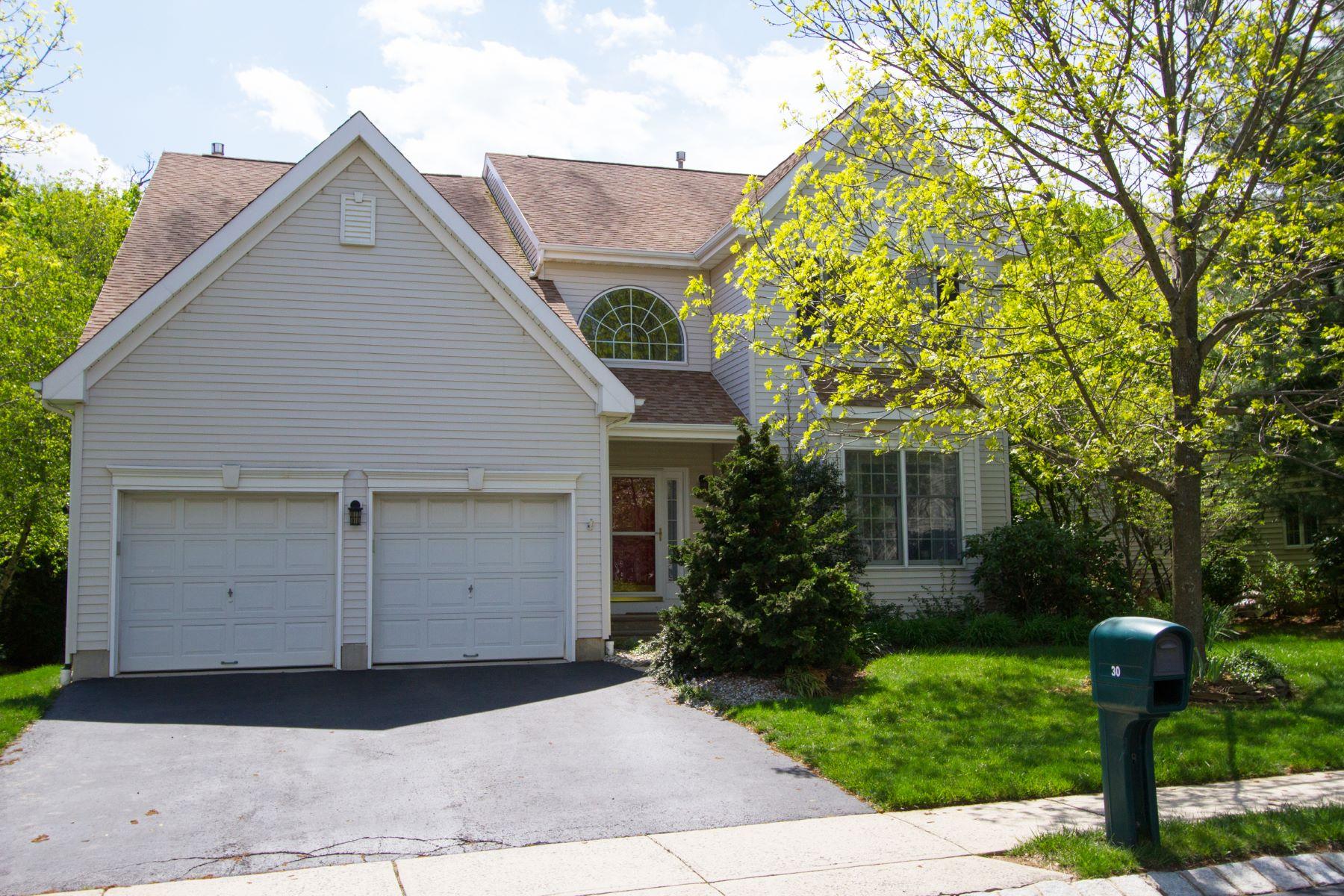 Частный односемейный дом для того Продажа на Navesink Pointe Home of Your Dreams 30 Windward Way Red Bank, Нью-Джерси 07701 Соединенные Штаты