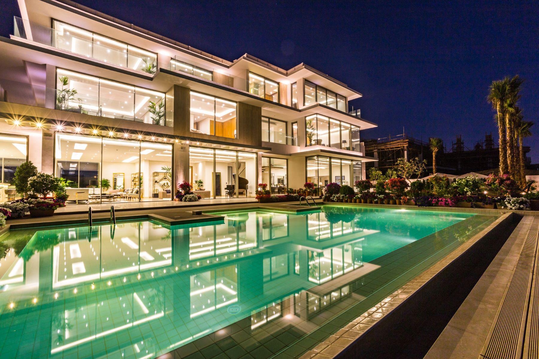 Частный односемейный дом для того Продажа на Bespoke Contemporary Villa Dubai, Объединенные Арабские Эмираты