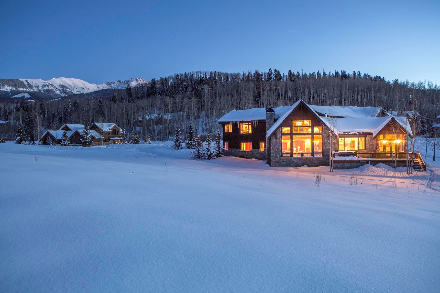 Single Family Home for Sale at 133 Russell Drive Telluride, Colorado, 81435 United States