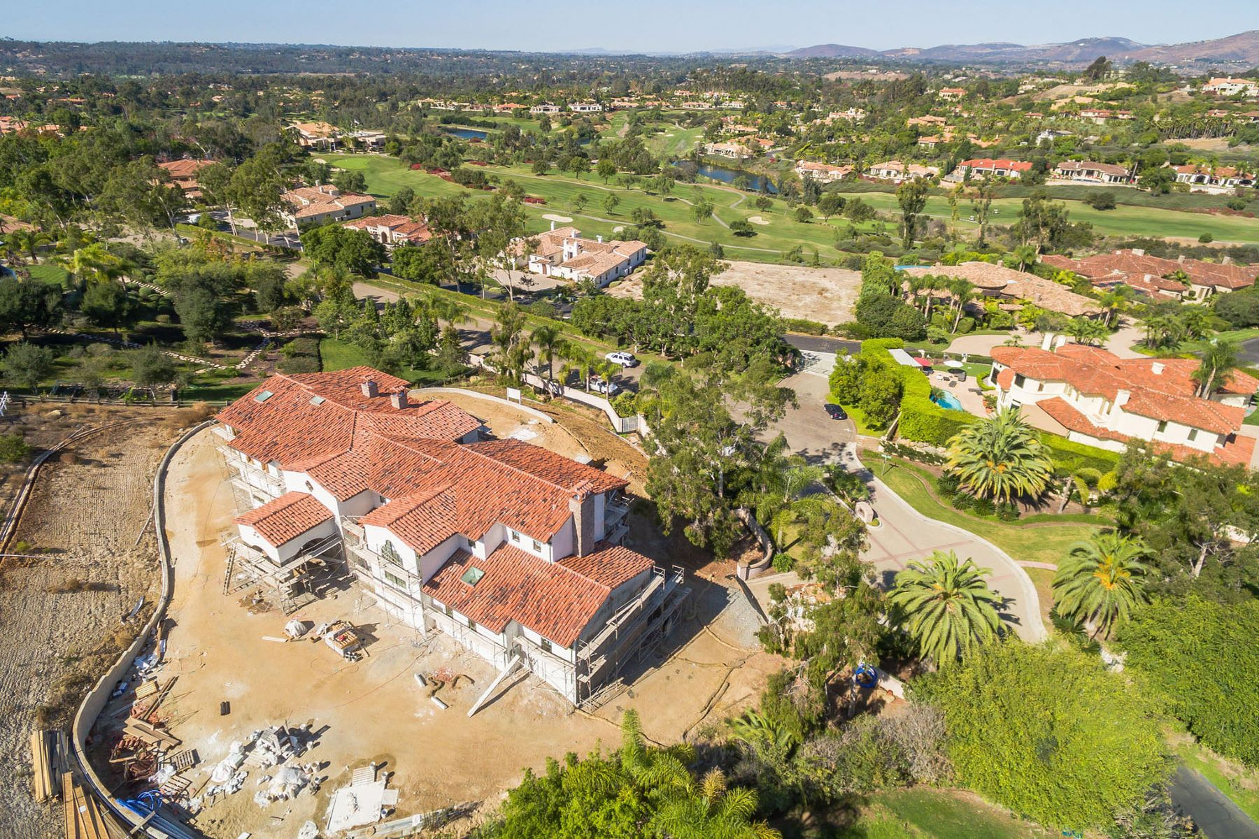 Single Family Home for Sale at 6888 Rancho Santa Fe Farms Dr 6888 Rancho Santa Fe Farms Drive Rancho Santa Fe, California 92067 United States