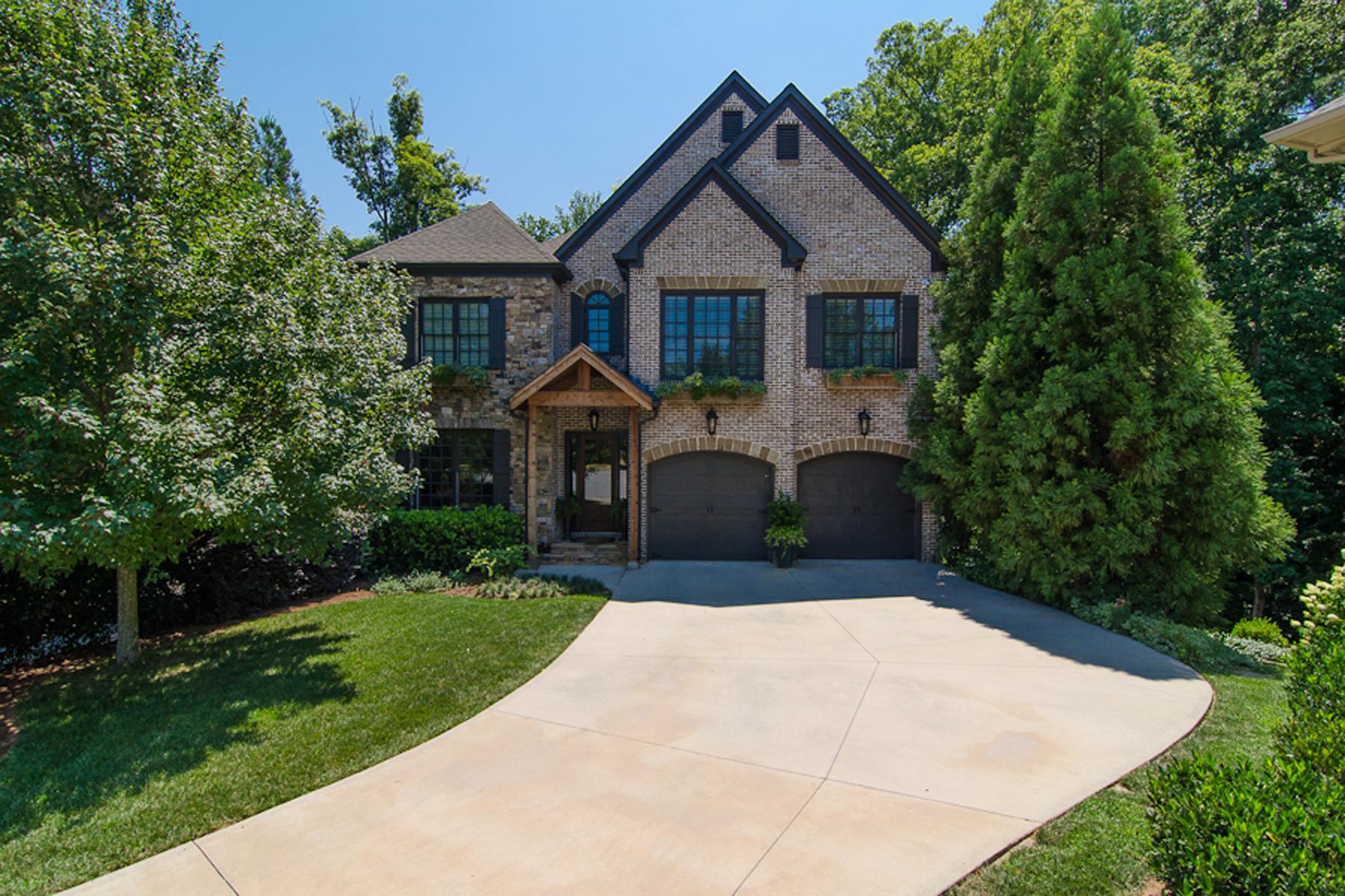 独户住宅 为 销售 在 Newer Construction, Riverwood Charter, Two Story 560 Cliftwood Court 桑迪, 乔治亚州, 30328 美国