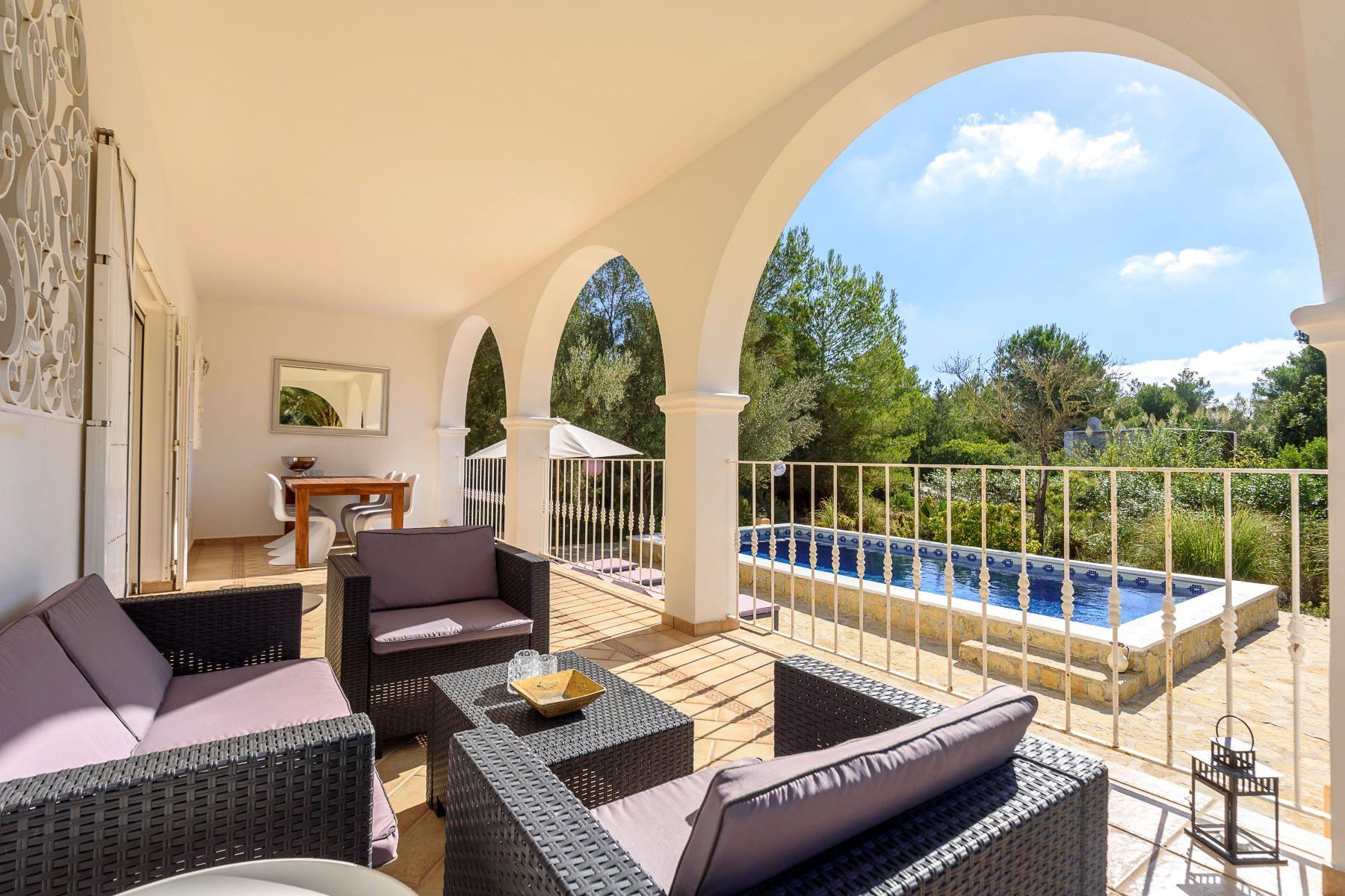 獨棟家庭住宅 為 出售 在 Spacious House Between San Jose and Porroig Sant Josep, 西亞特, 07830 西班牙
