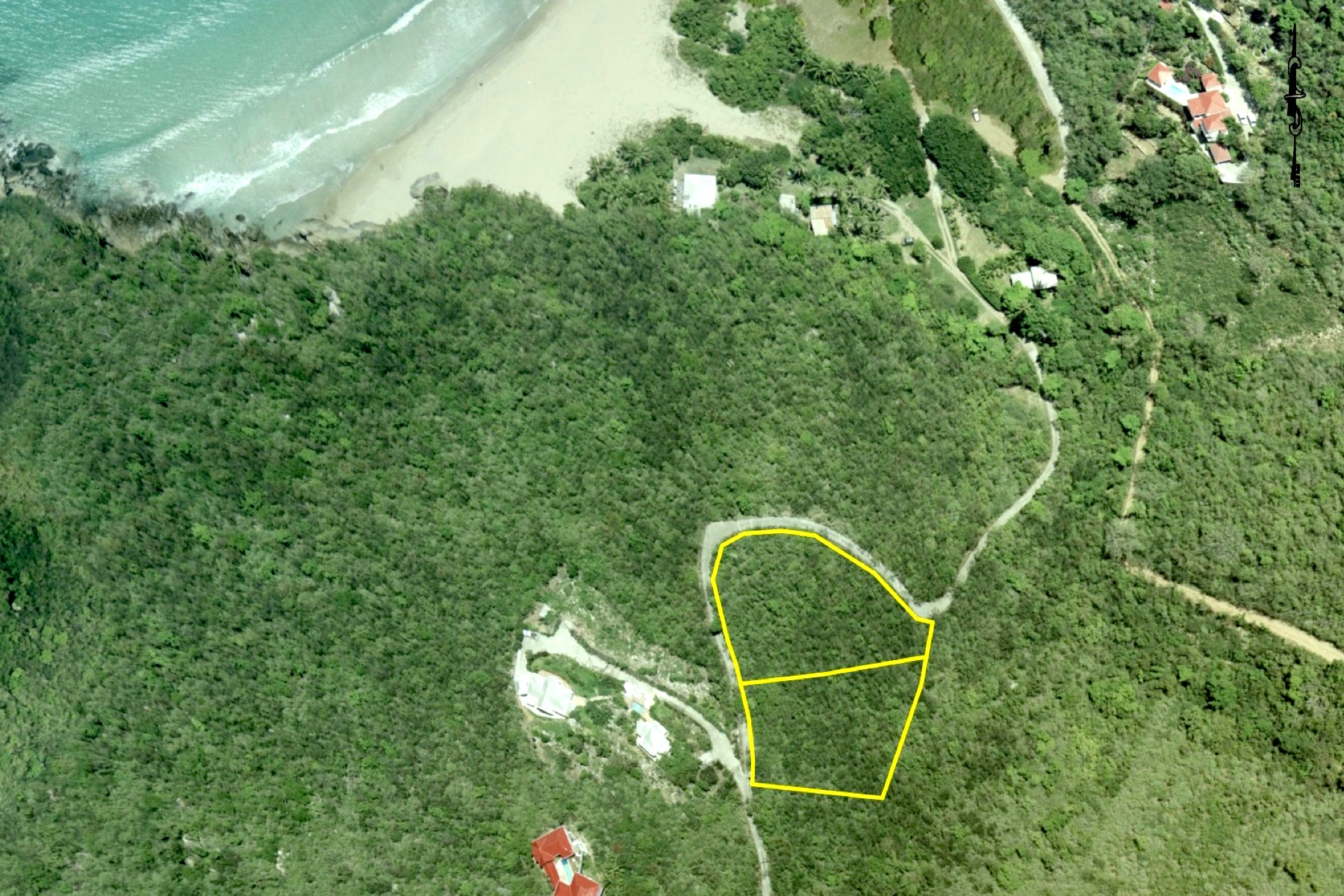 Additional photo for property listing at Little Bay Land Little Bay, Tortola British Virgin Islands
