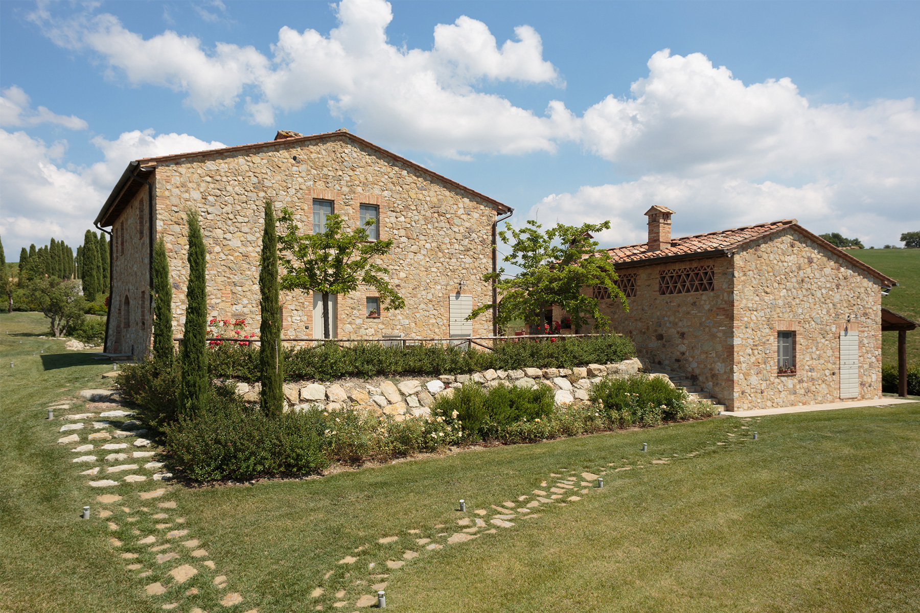 Additional photo for property listing at Charming Retreat near Casole d'Elsa and Volterra  Casole D Elsa, Siena 53031 Italia