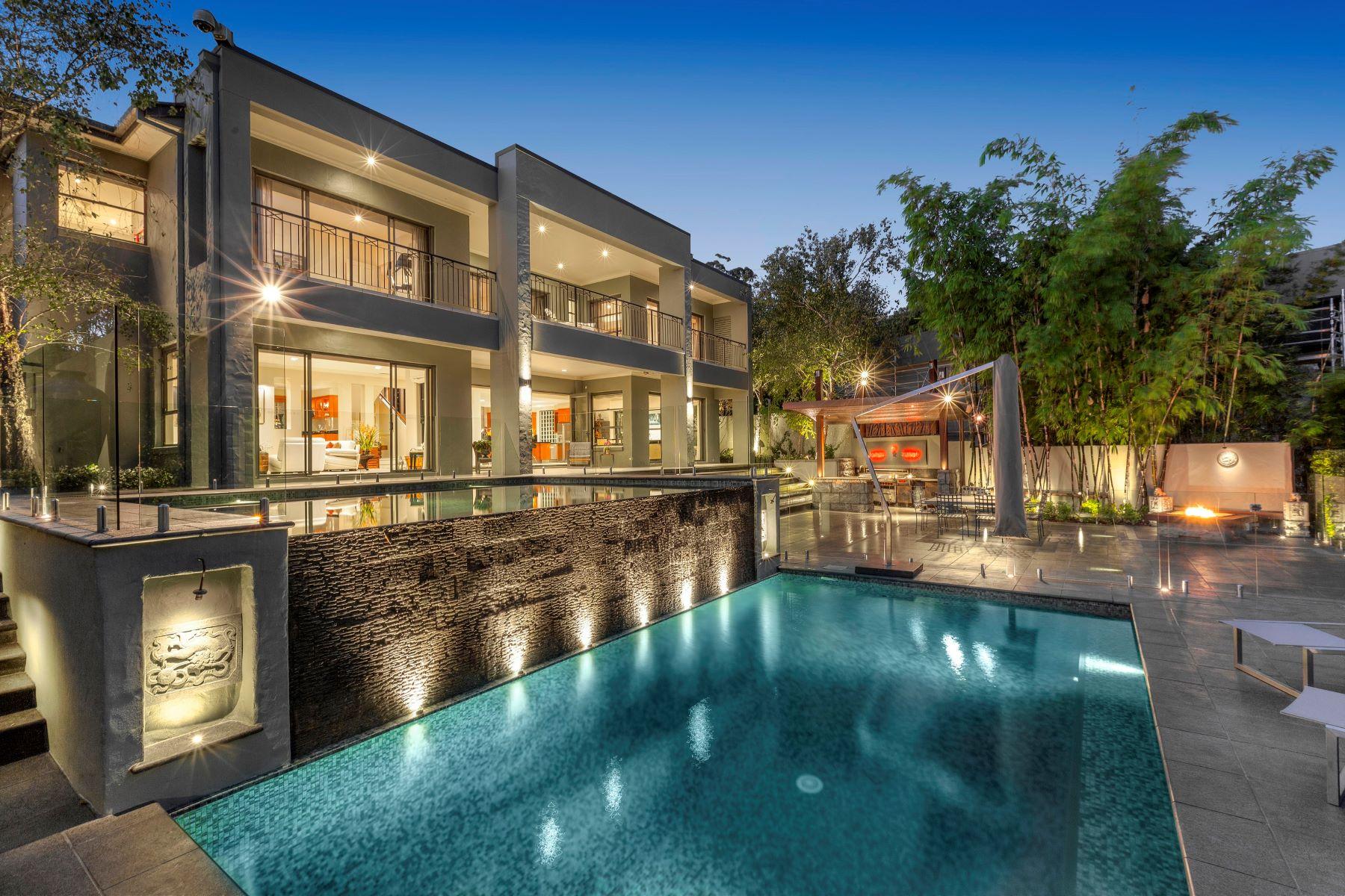 Casa Unifamiliar por un Venta en Riverview Place 41 Riverview Place Brisbane, Queensland, 4104 Australia