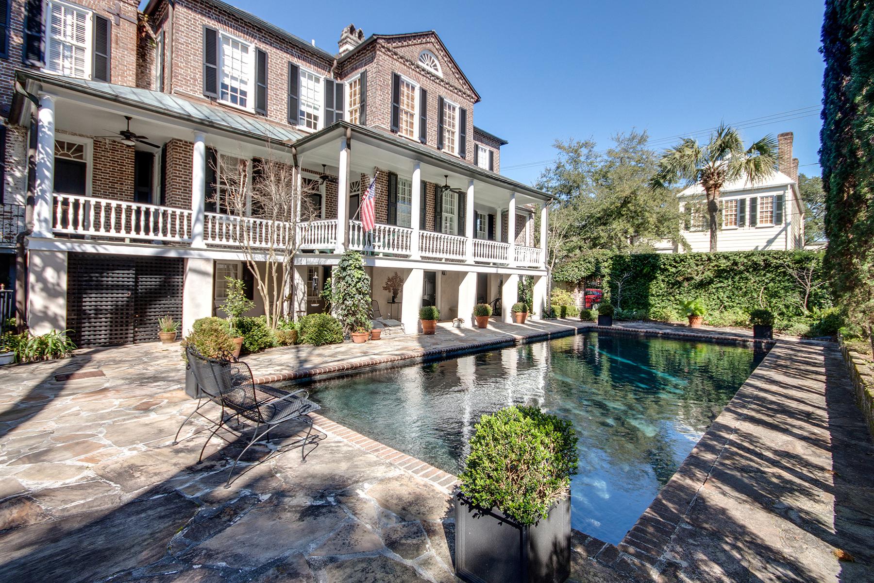 獨棟家庭住宅 為 出售 在 71 Anson Street Ansonborough, Charleston, 南卡羅來納州, 29401 美國
