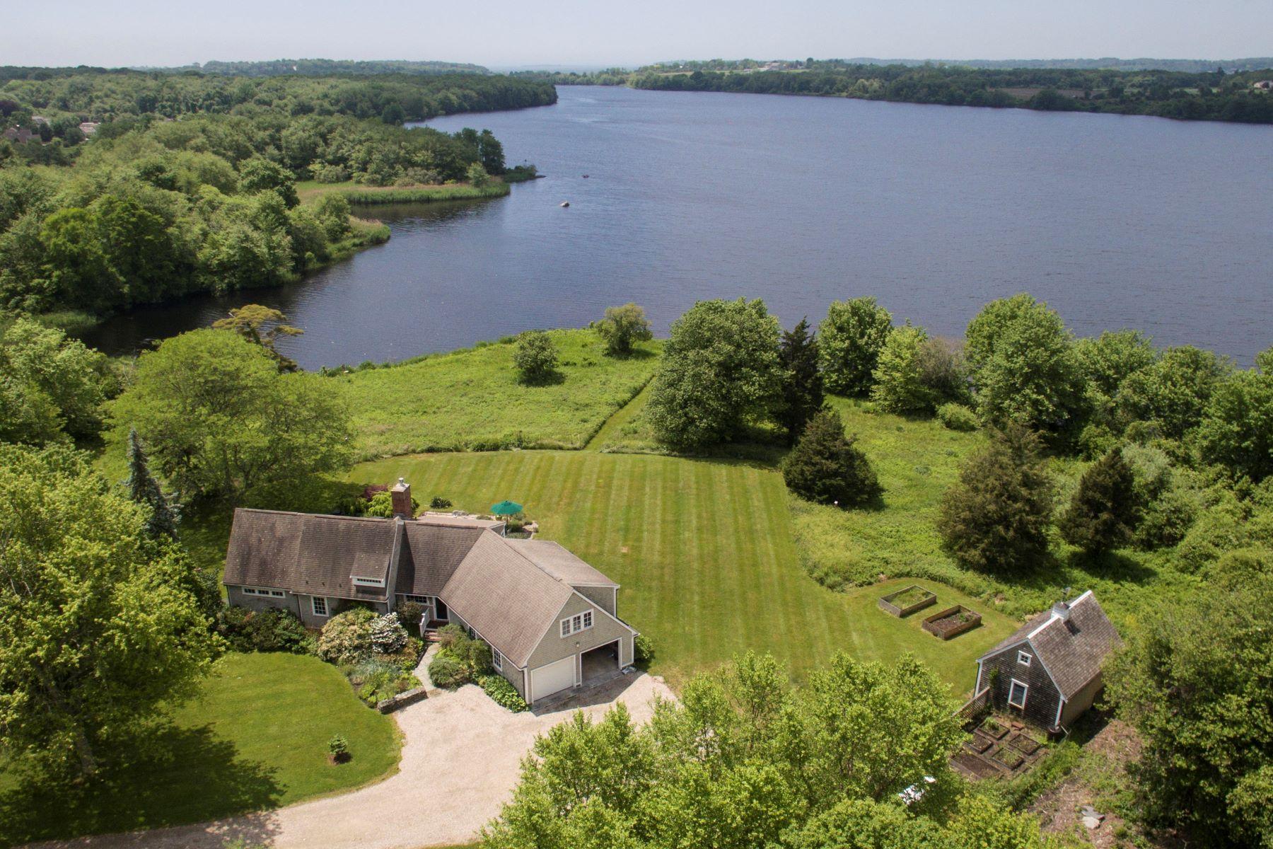 واحد منزل الأسرة للـ Sale في Chelsea Way 3921 Main Road Tiverton, Rhode Island 02878 United States