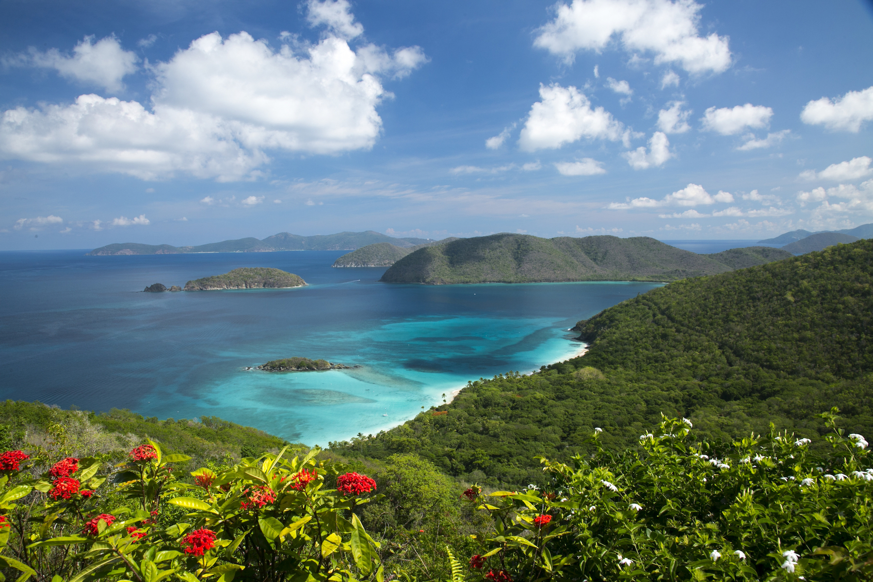 Single Family Home for Sale at Estate Catherineberg 3-13 & 3-14 Estate Catherineberg St John, 00830 United States Virgin Islands