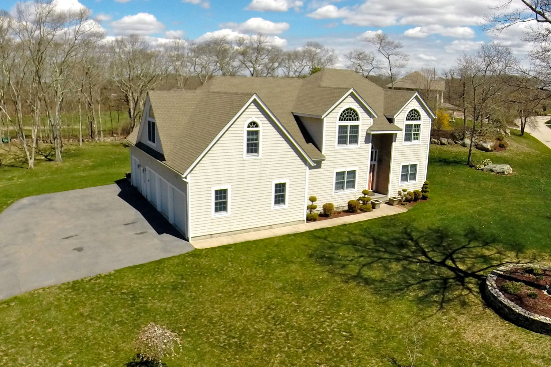 Single Family Home for Sale at Winnapaug 12 Wicklow Road Westerly, Rhode Island 02891 United States