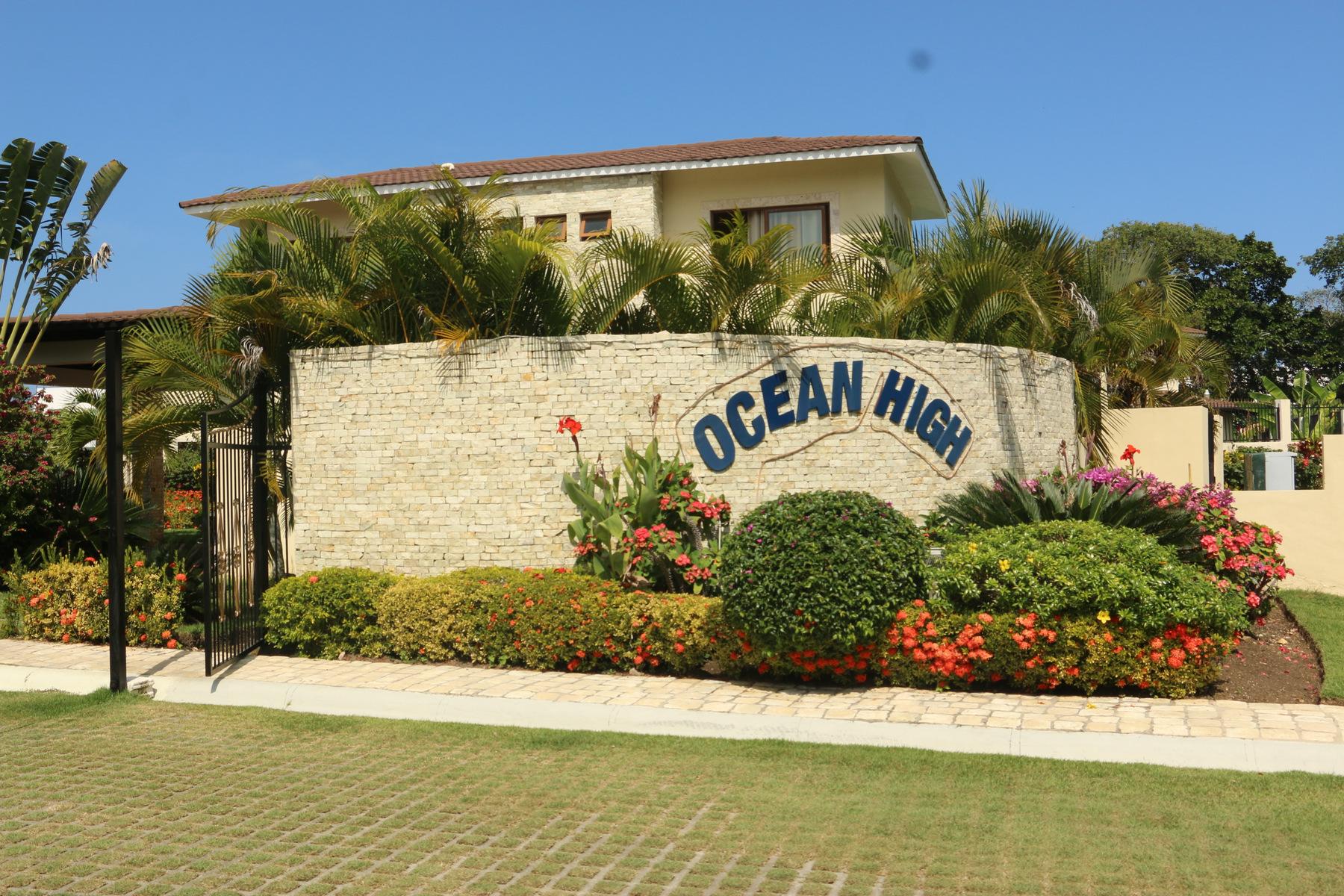 Maison unifamiliale pour l Vente à Ocean High-Villa 1 Sosua, Puerto Plata, République Dominicaine