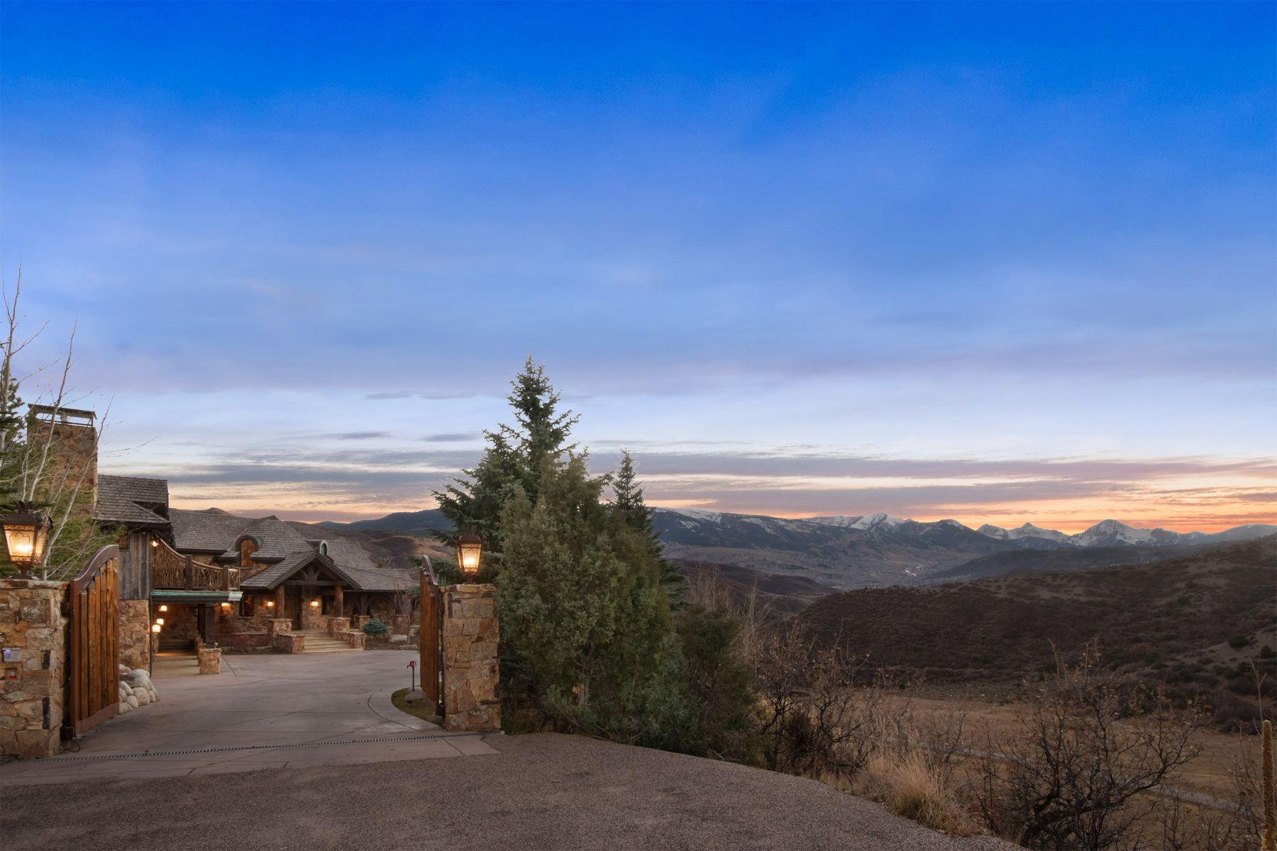Single Family Home for Sale at Wonderview in Pioneer Springs 780 Pioneer Springs Road Aspen, Colorado, 81611 United States