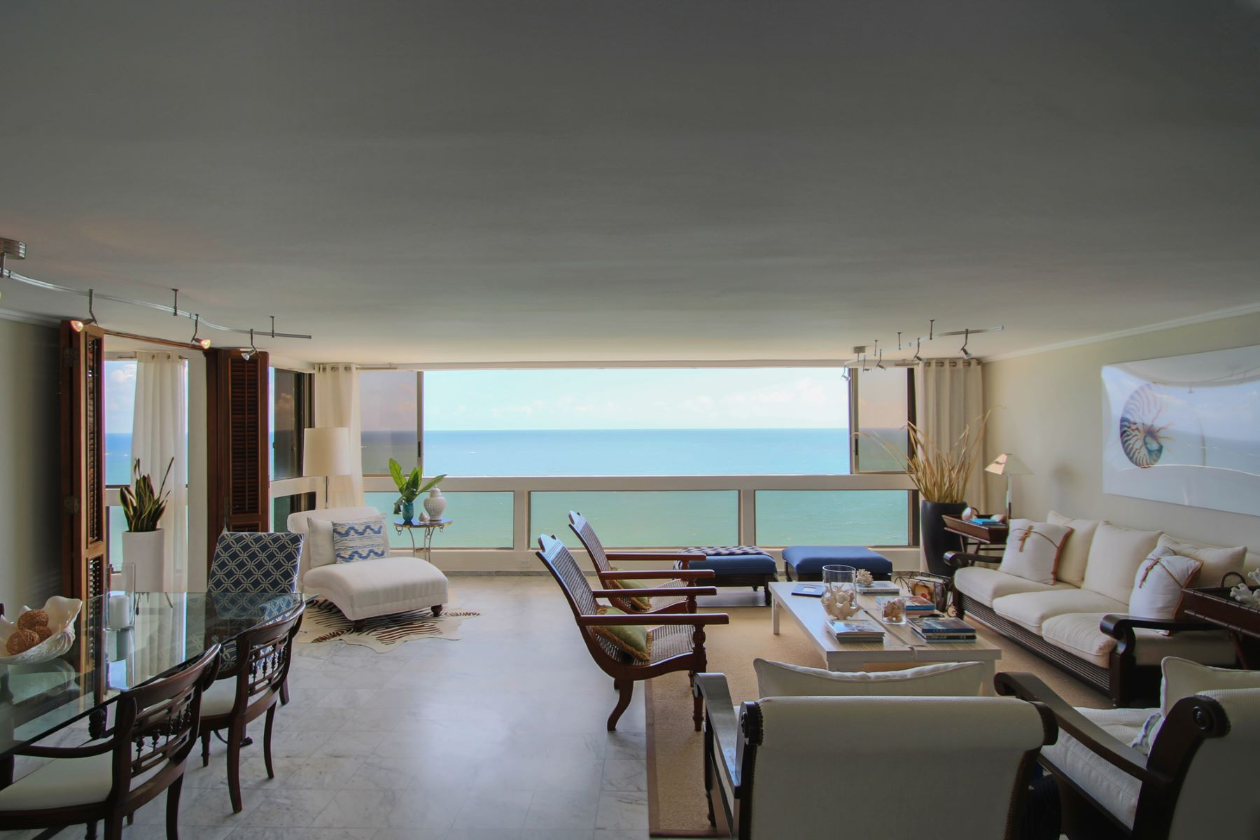 sales property at Oceanfront Penthouse on Isla Verde Beach