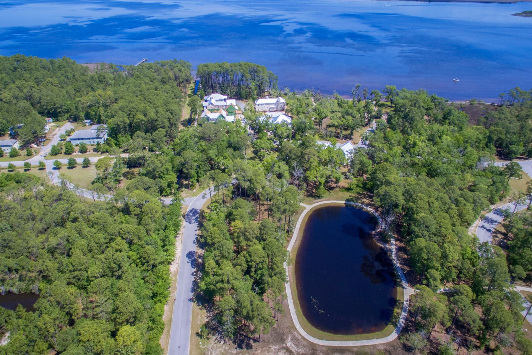 Land for Sale at WOODED LOT WITH SERENE BAY VIEWS AT CHURCHILL OAKS Lot 33 Tyler, Santa Rosa Beach, Florida, 32459 United States