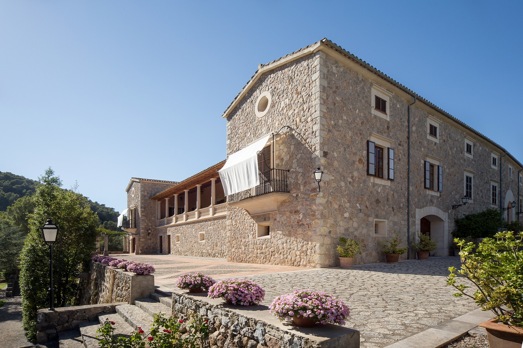 Single Family Homes for Sale at Unique Majorcan Rural Estate in Puigpunyent Puigpunyent, Mallorca 07195 Spain
