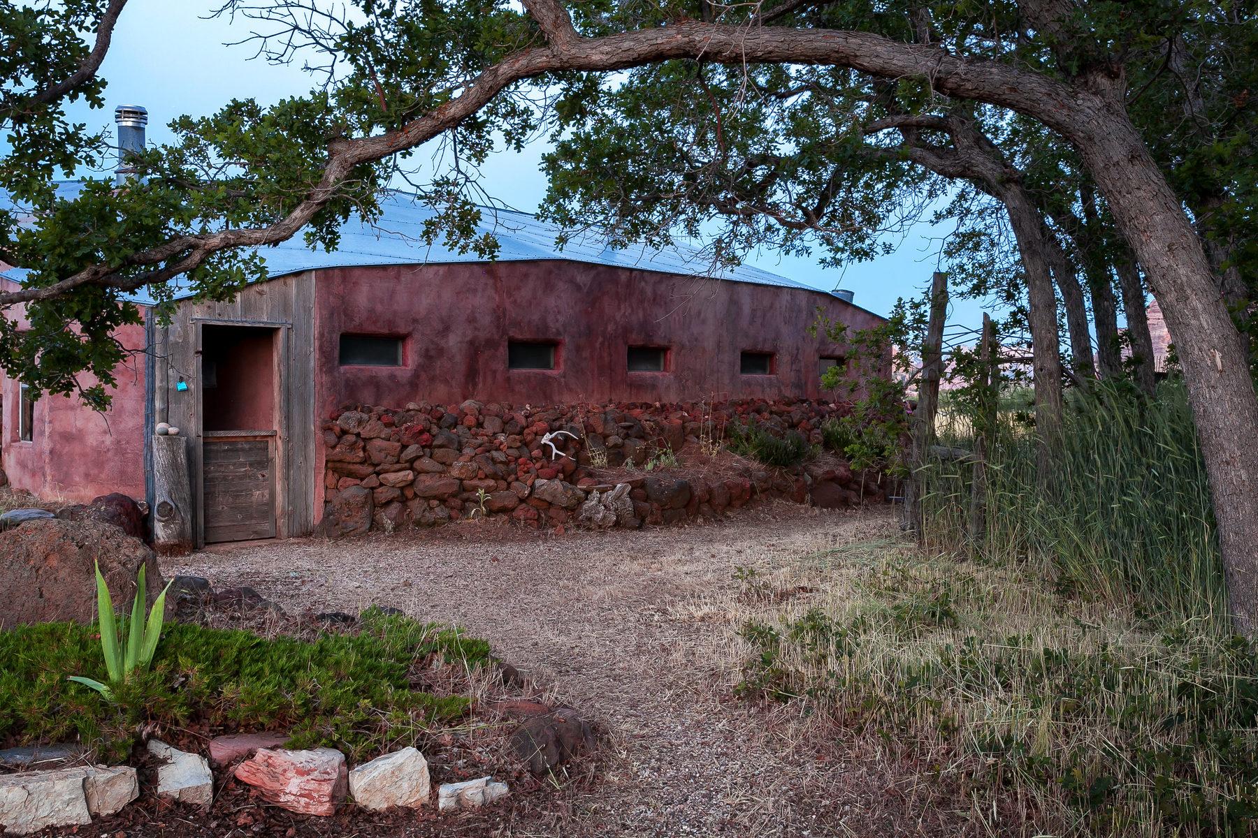 Частный односемейный дом для того Продажа на Timeless Zion Retreat Kolob Rd Virgin, Юта 84779 Соединенные Штаты