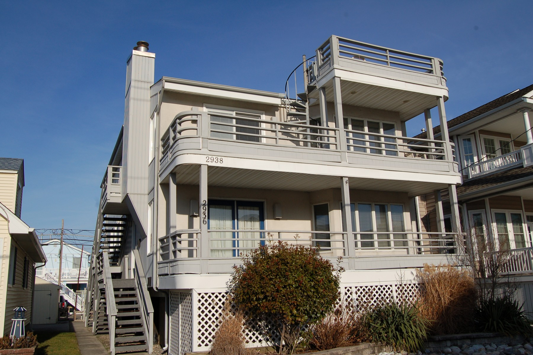 Condominium for Sale at Well Maintained Home 2938 Central Avenue 2nd Floor Ocean City, New Jersey 08226 United States