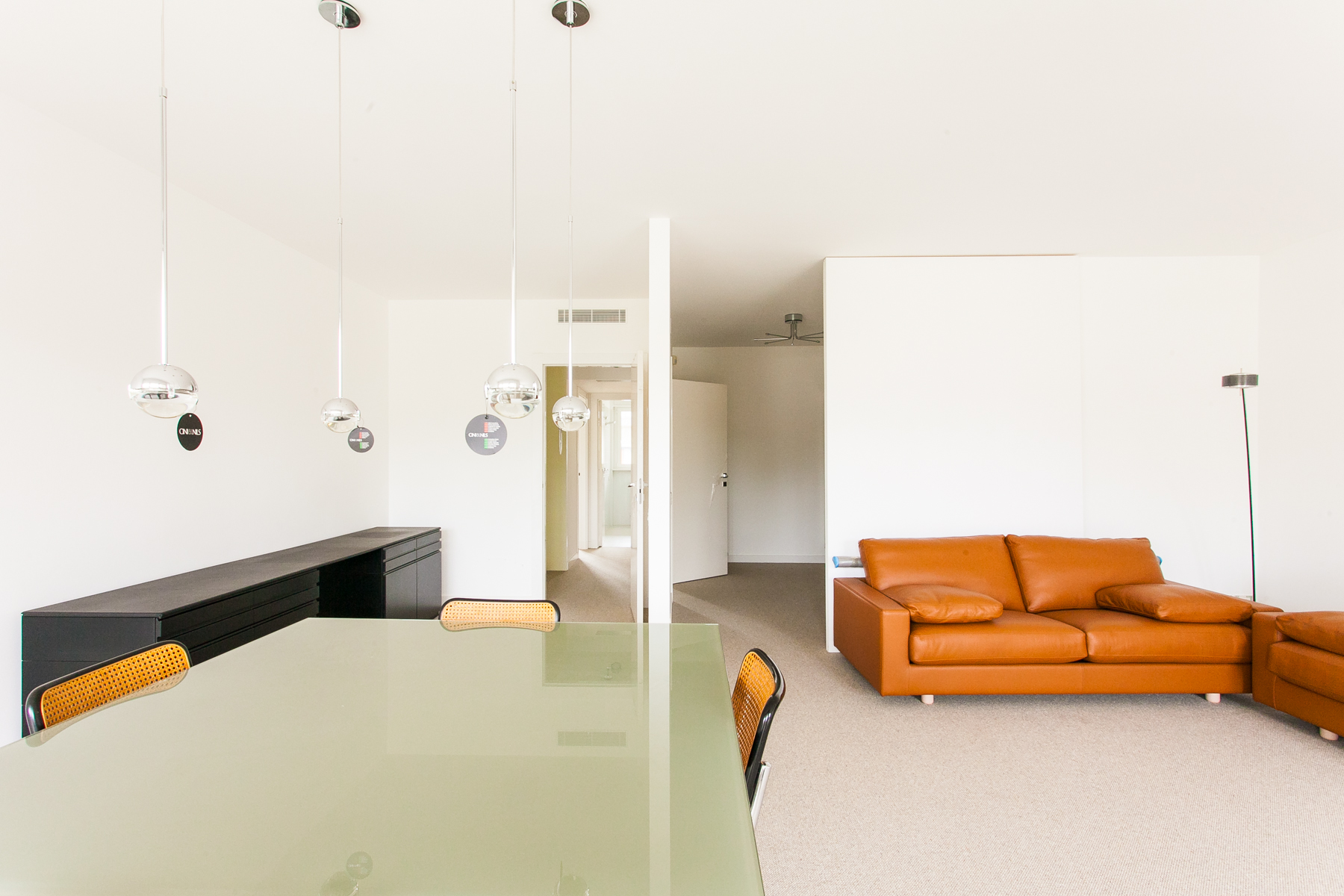 Additional photo for property listing at New modern apartment with large terrace Via Palatino Milano, Milan 20148 Italie