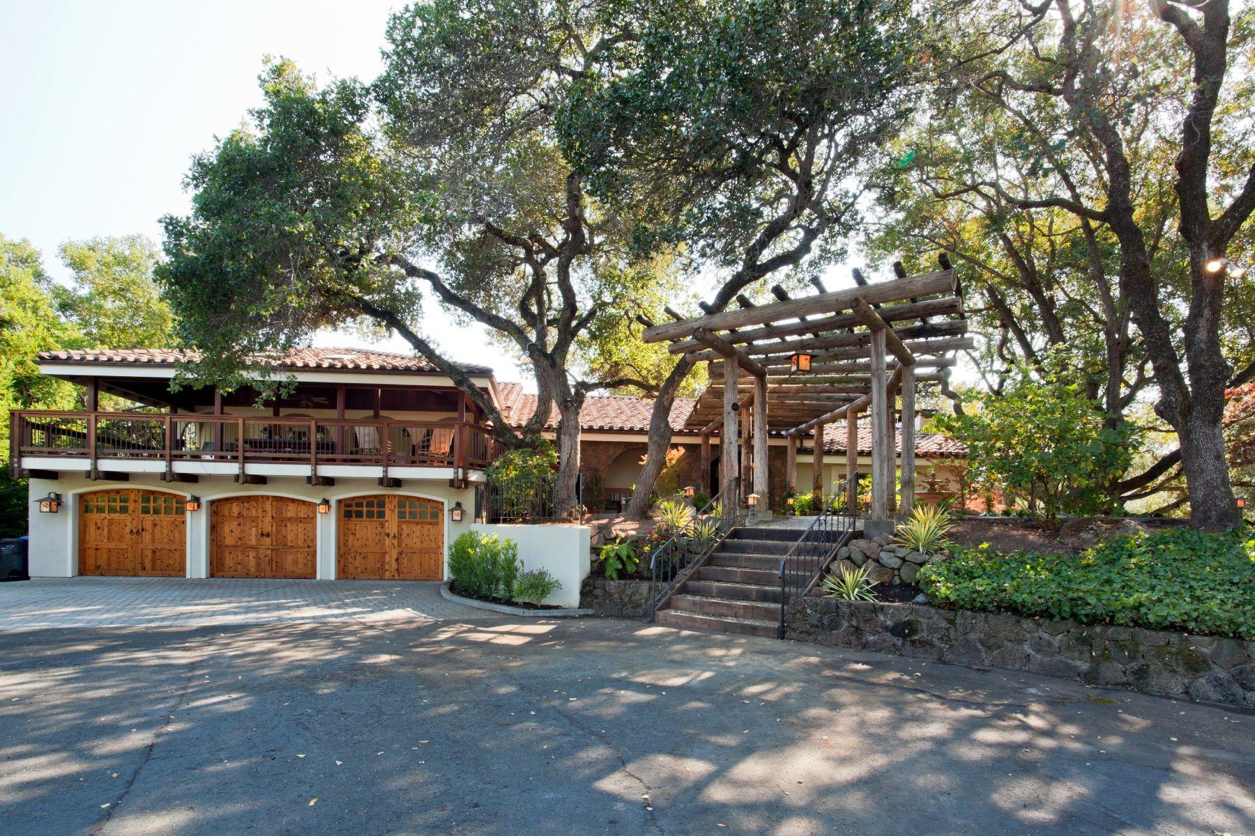 Farm / Ranch / Plantation for Sale at Exceptional Equestrian Estate 111 H Lane Novato, California 94945 United States