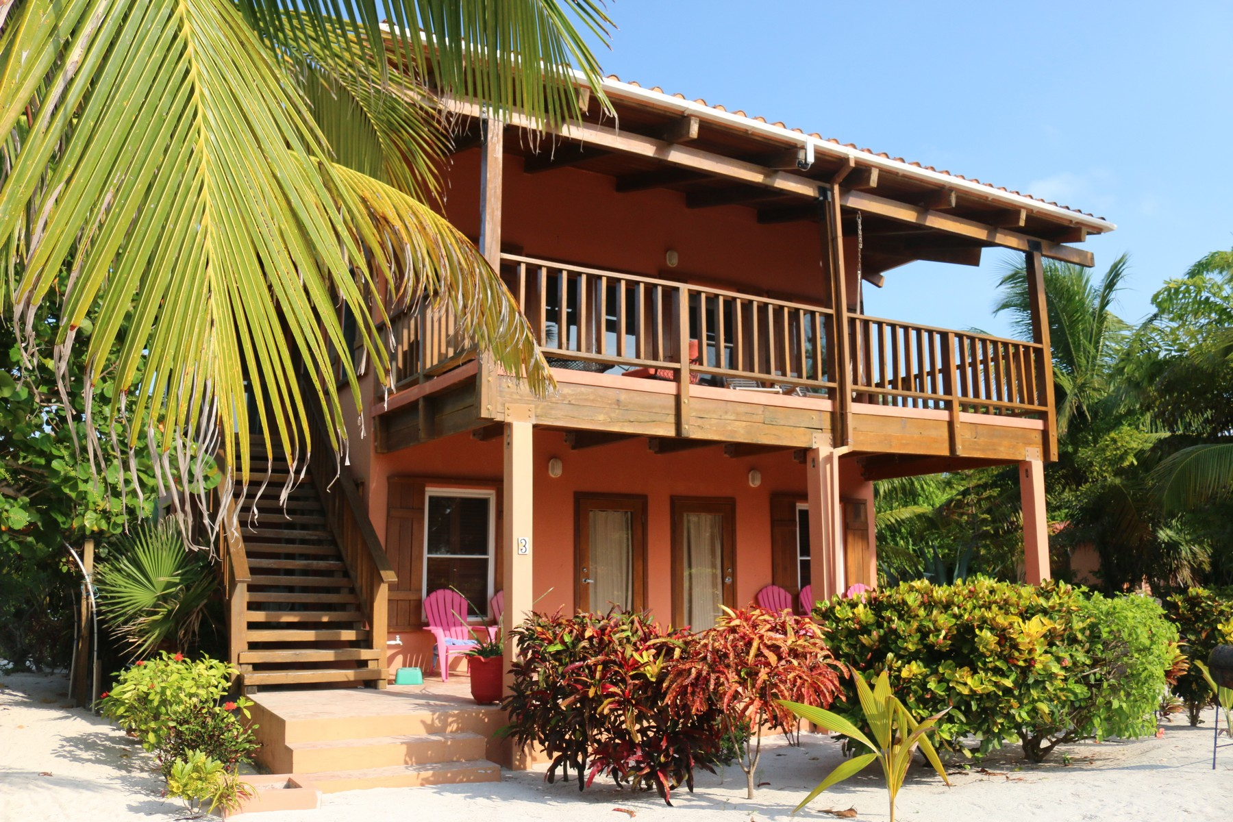 Single Family Home for Rent at Coral Caye Villa San Pedro Town, Belize