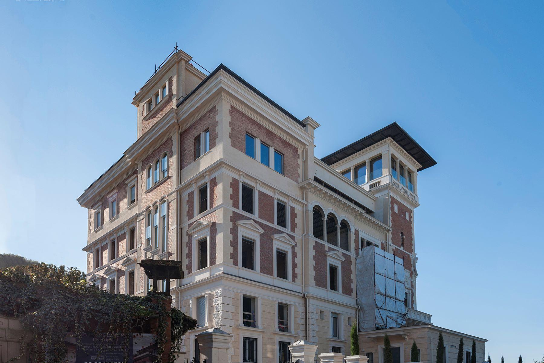 Appartamento per Vendita alle ore Magnifico appartamento ristrutturato a Monti Parioli Largo Monti Parioli Rome, Roma, 00197 Italia