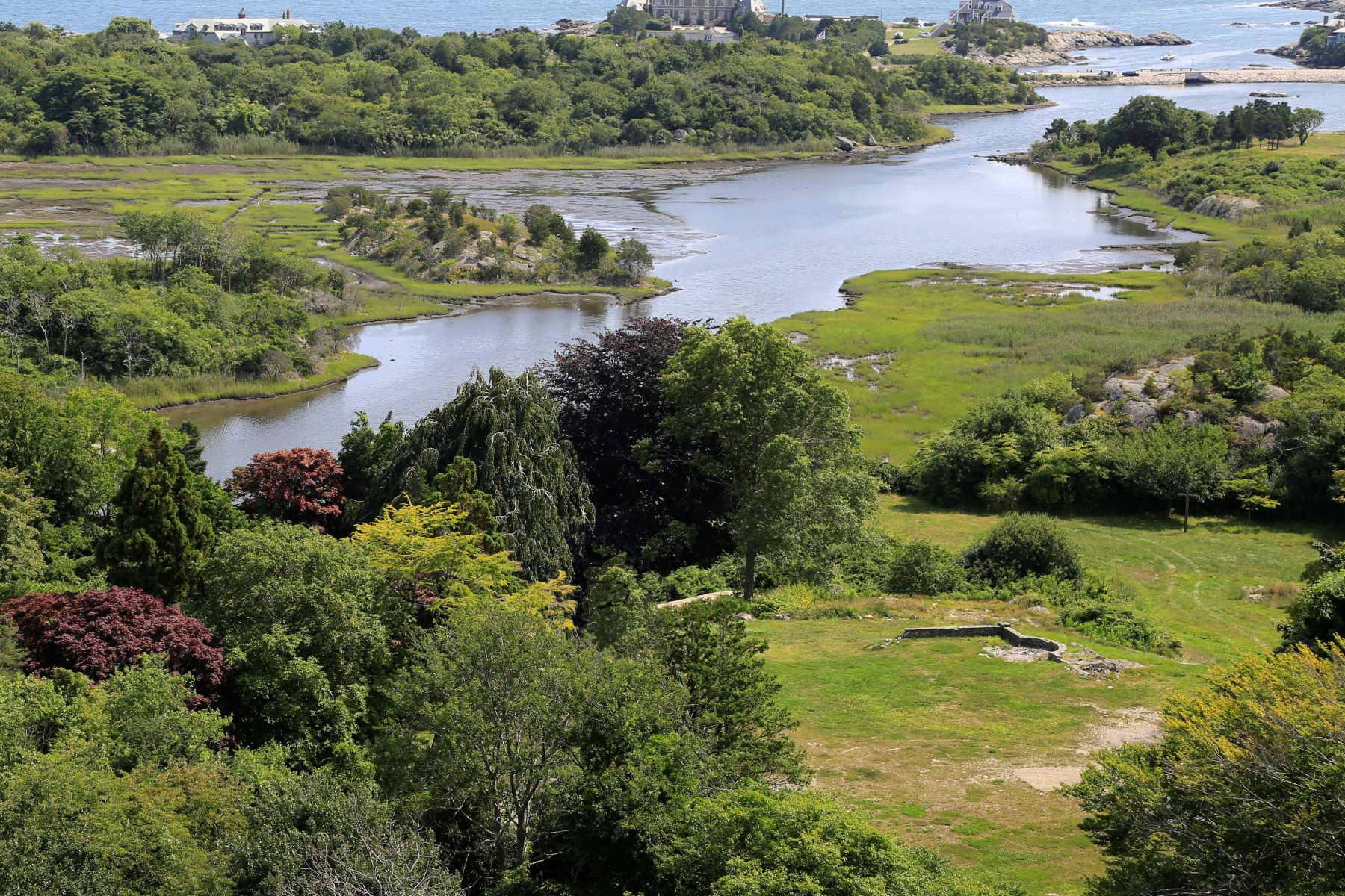 Land for Sale at Table Rock 90 Brenton Road Newport, Rhode Island 02840 United States