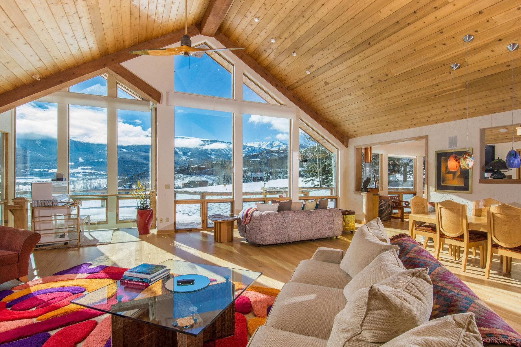 sales property at One of the Best Lots in Snowmass