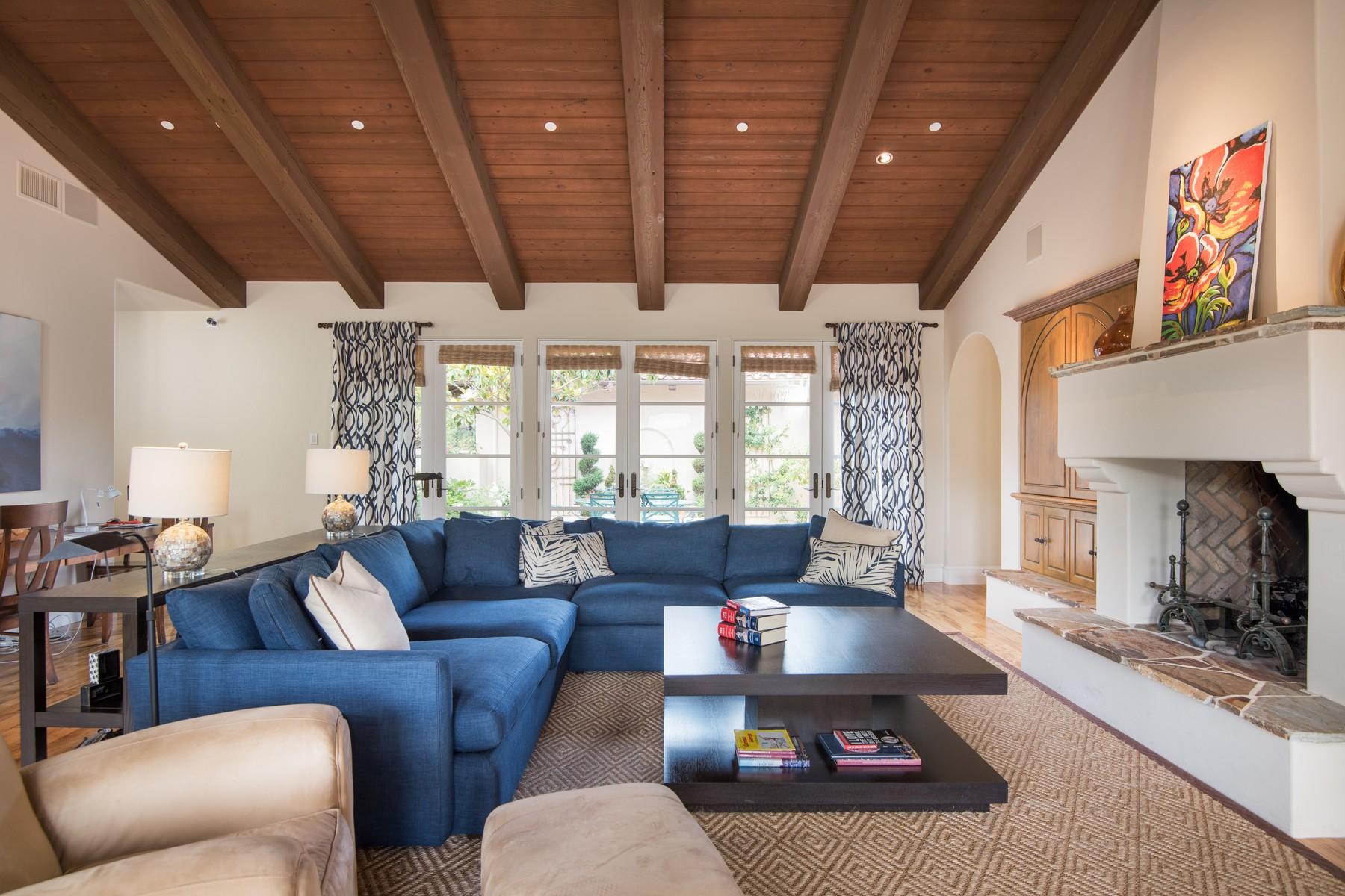Частный односемейный дом для того Продажа на San Elijo 5546 San Elijo Rancho Santa Fe, Калифорния 92067 Соединенные Штаты